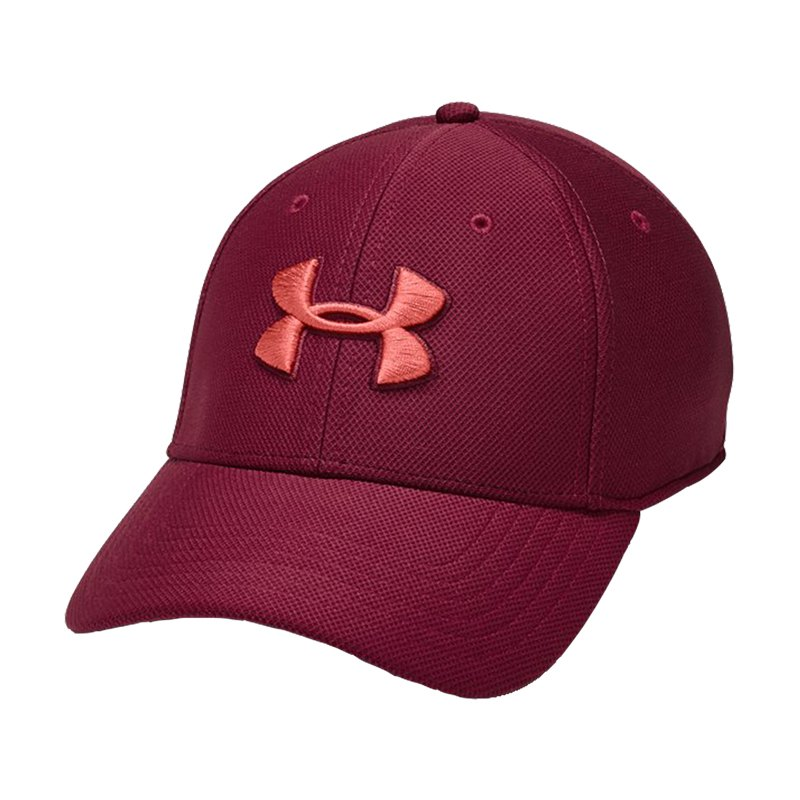 Under Armour Blitzing 3.0 Cap Rot F651 - Rot