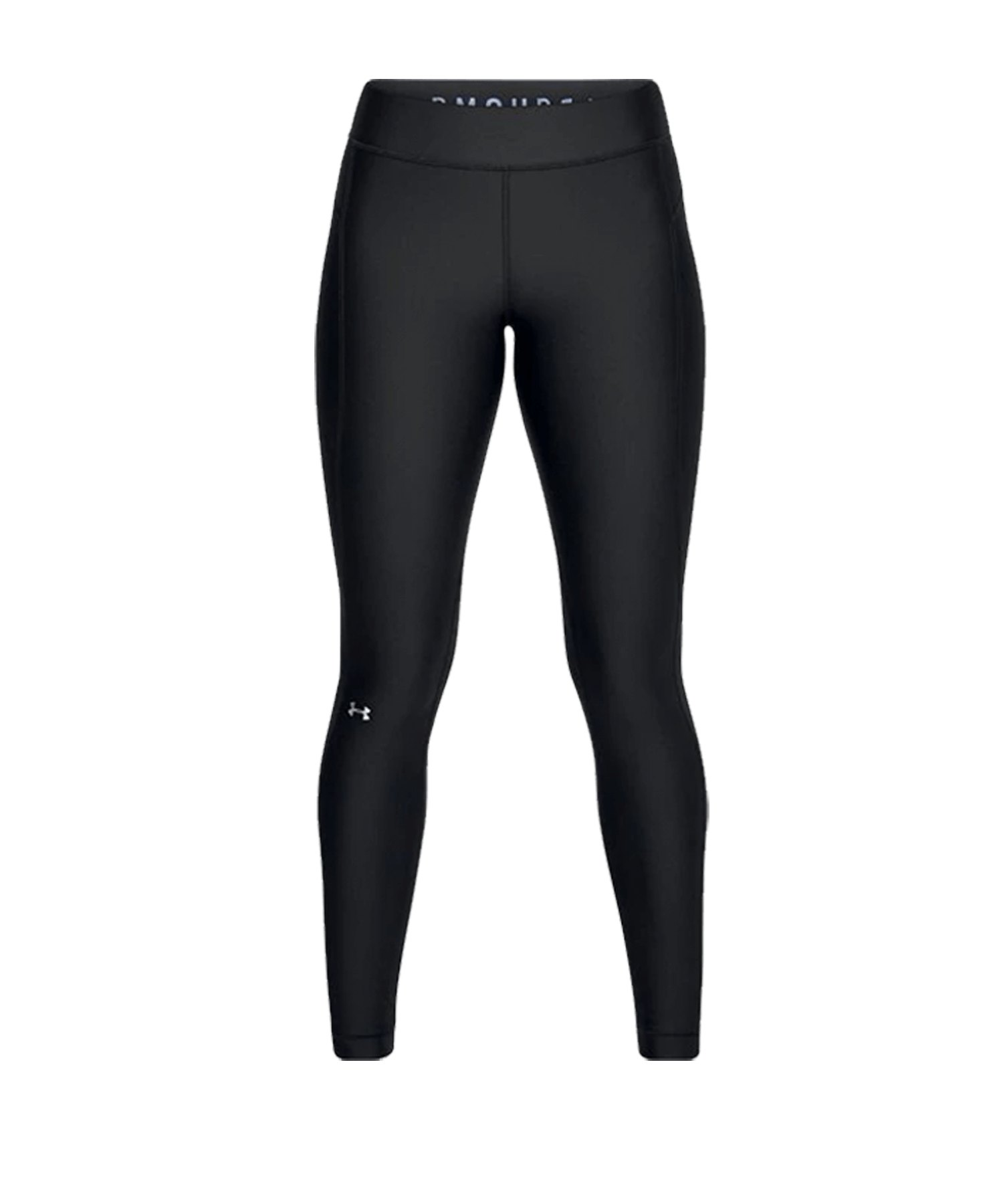 Under Armour HG Legging Damen Schwarz F001 - schwarz