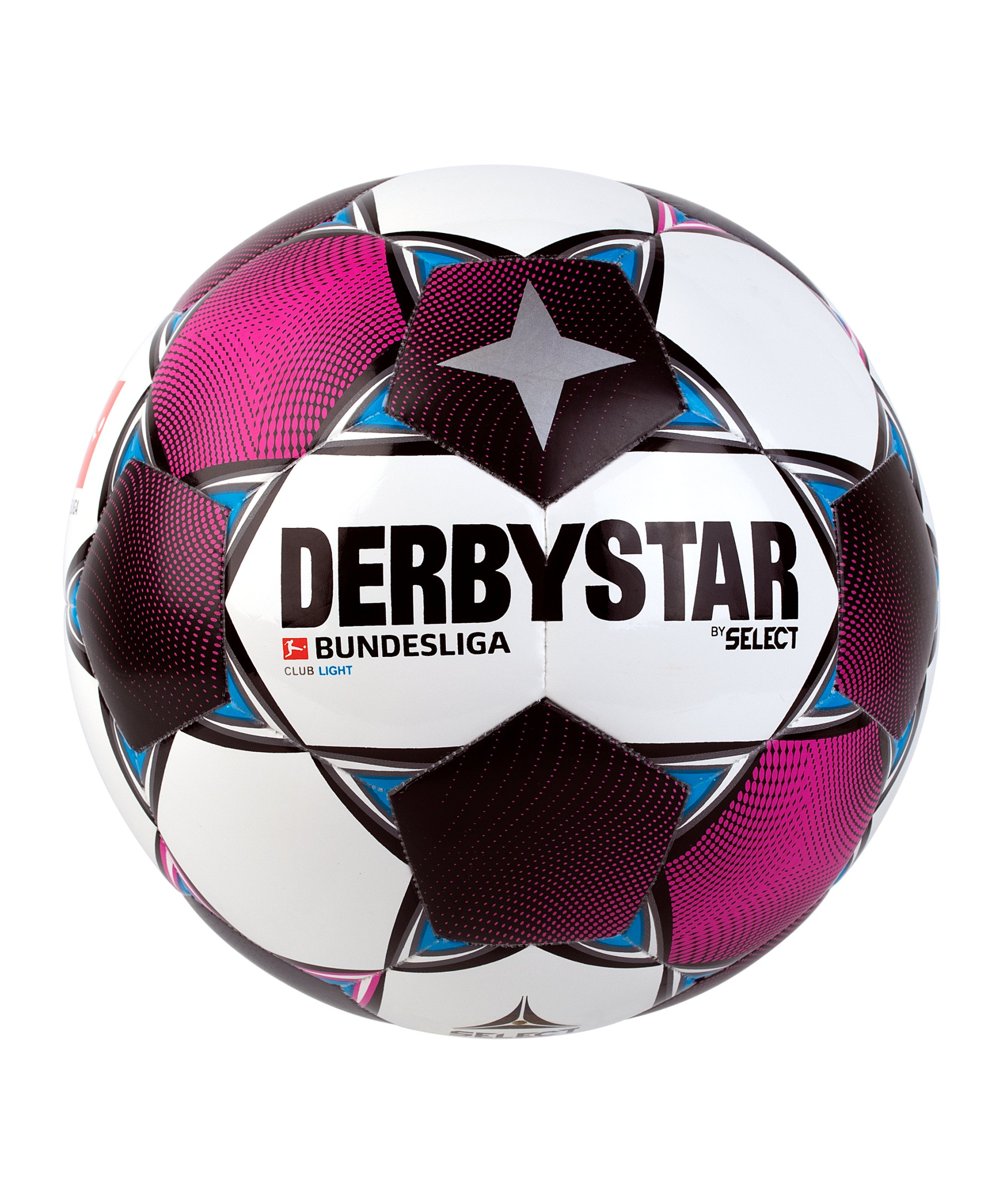 Derbystar Bundesliga Club Light 350 Gramm Trainingsball Weiss F020 - weiss