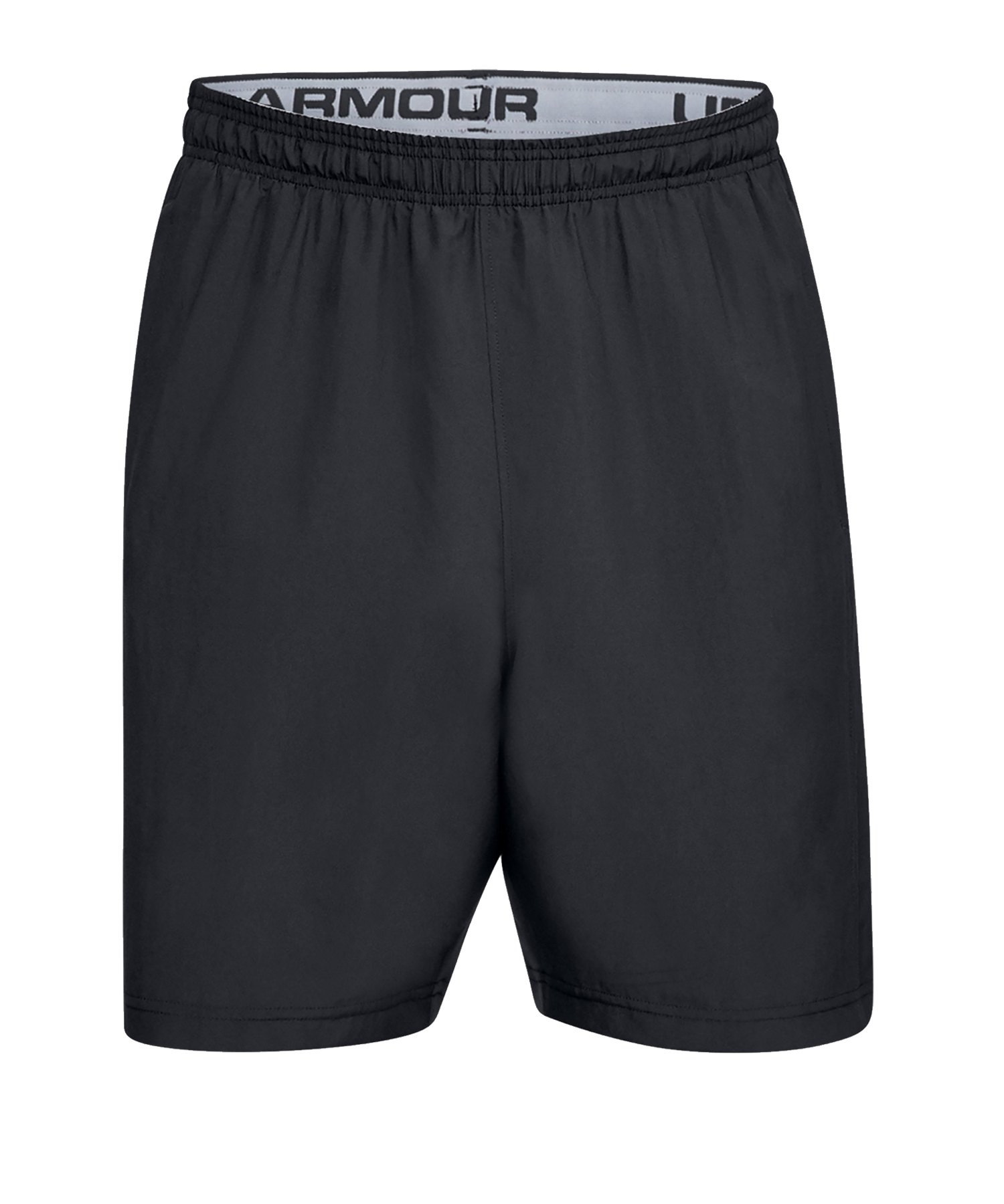Under Armour Woven Graphic Wordmark Short F001 - Schwarz