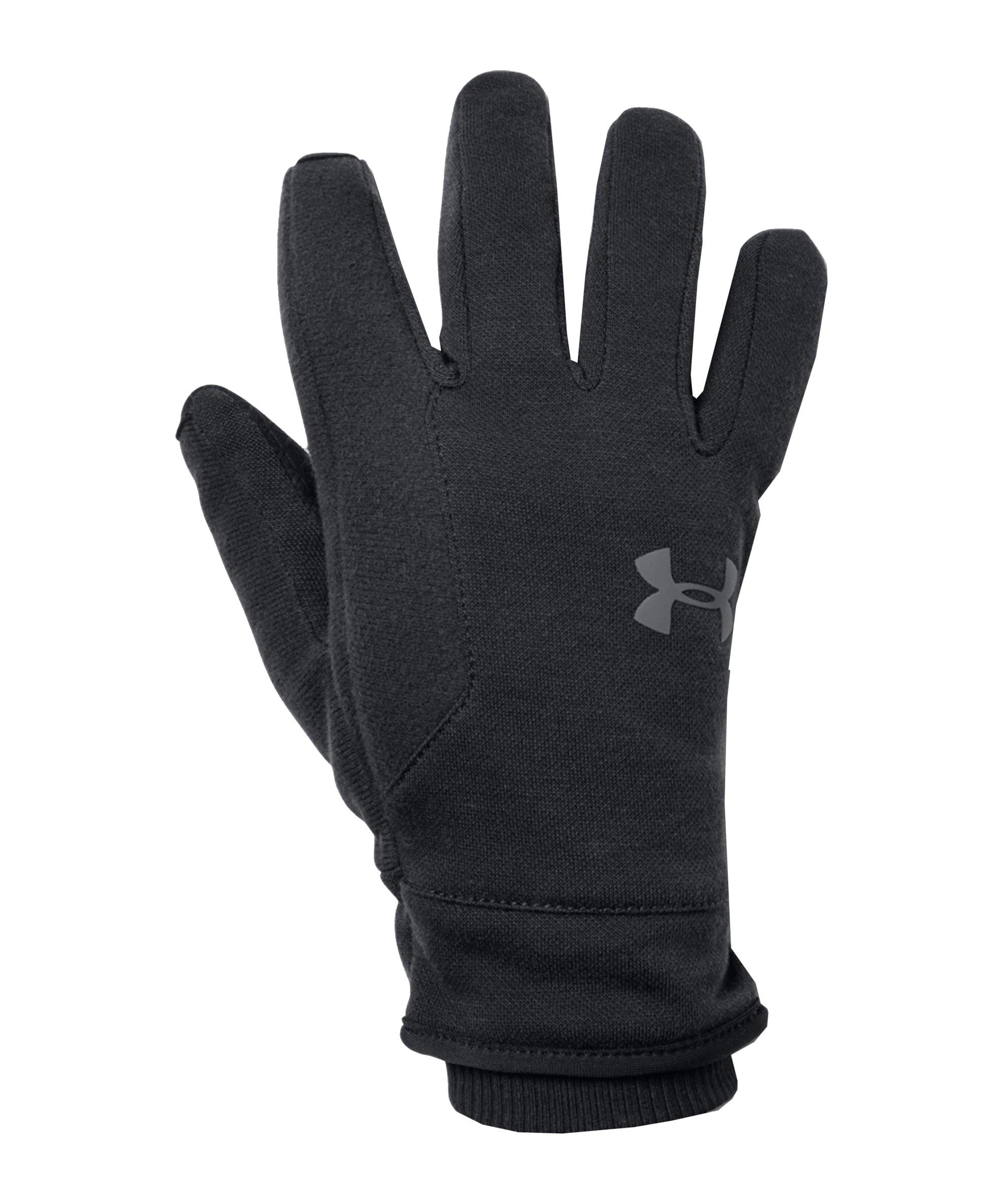 Under Armour Storm Fleece Handschuhe Kids F001 - schwarz