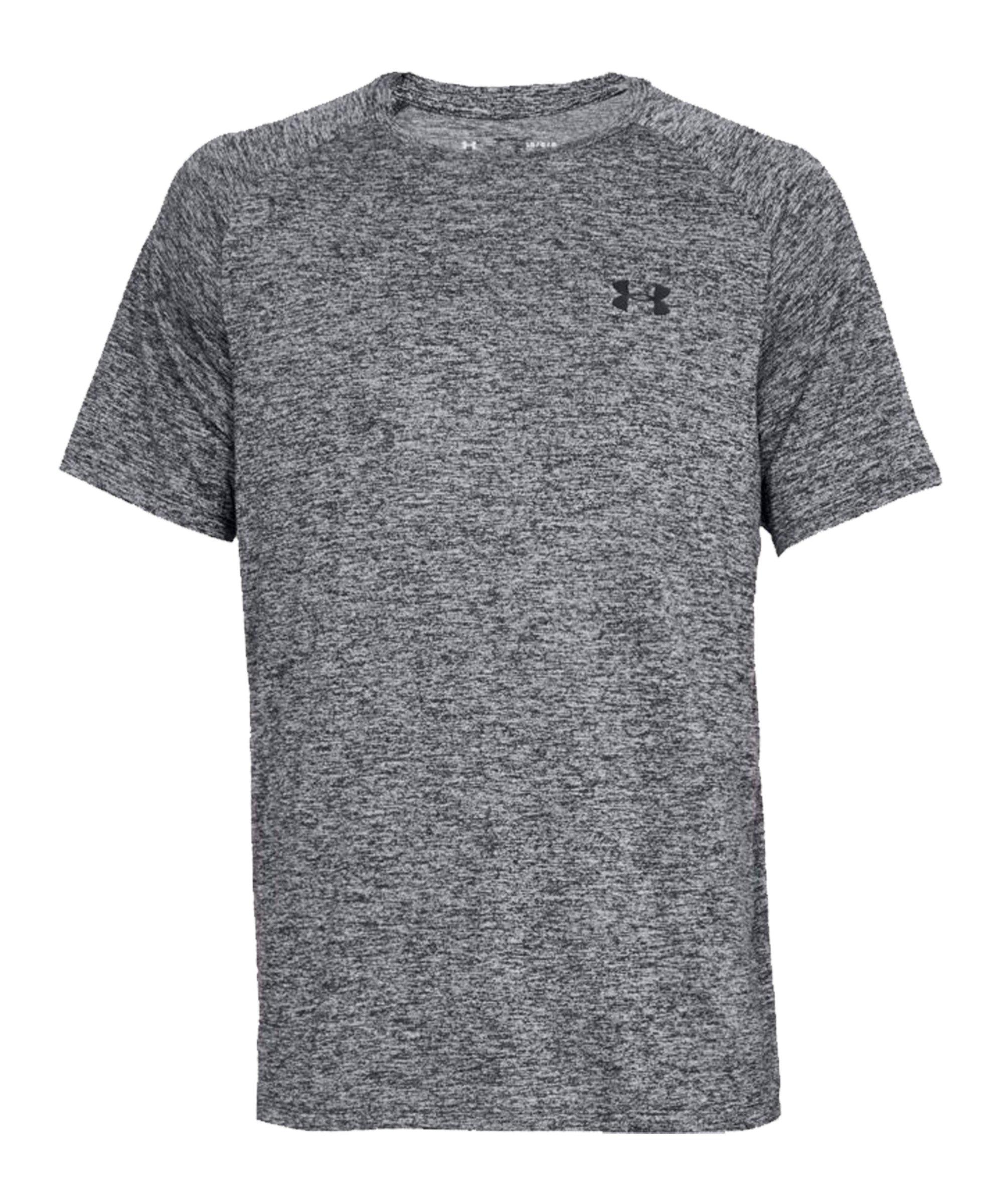 Under Armour Tech 2.0 Tee T-Shirt Grau F002 - grau