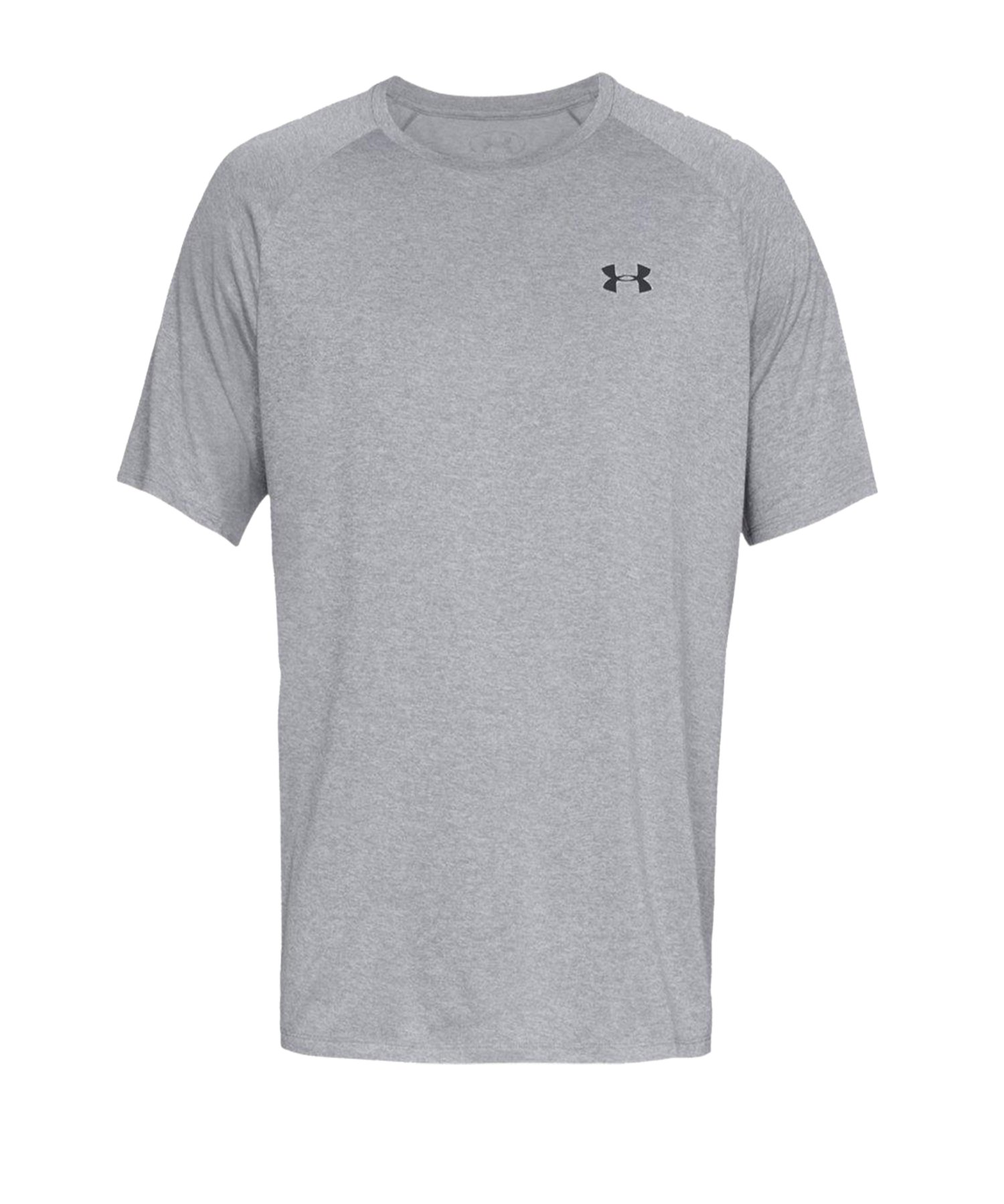 Under Armour Tech T-Shirt Grau F036 - grau