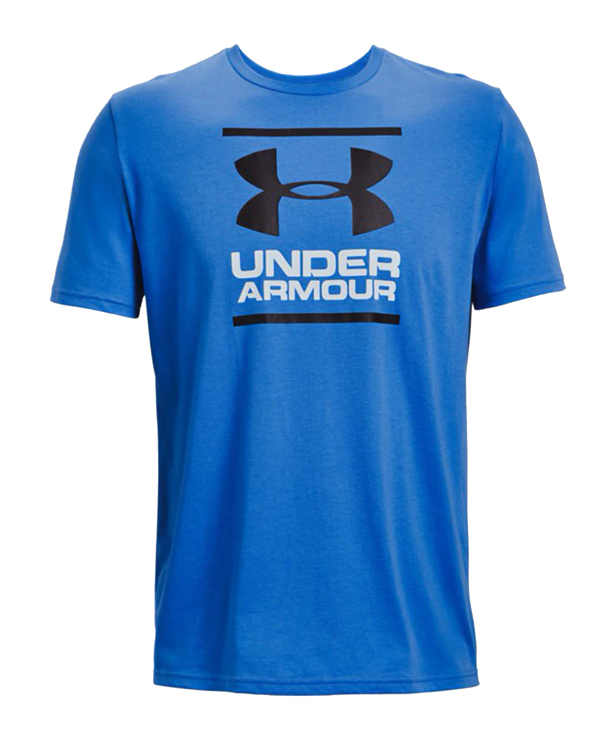 Under Armour GL Foundation T-Shirt Blau F787 - blau