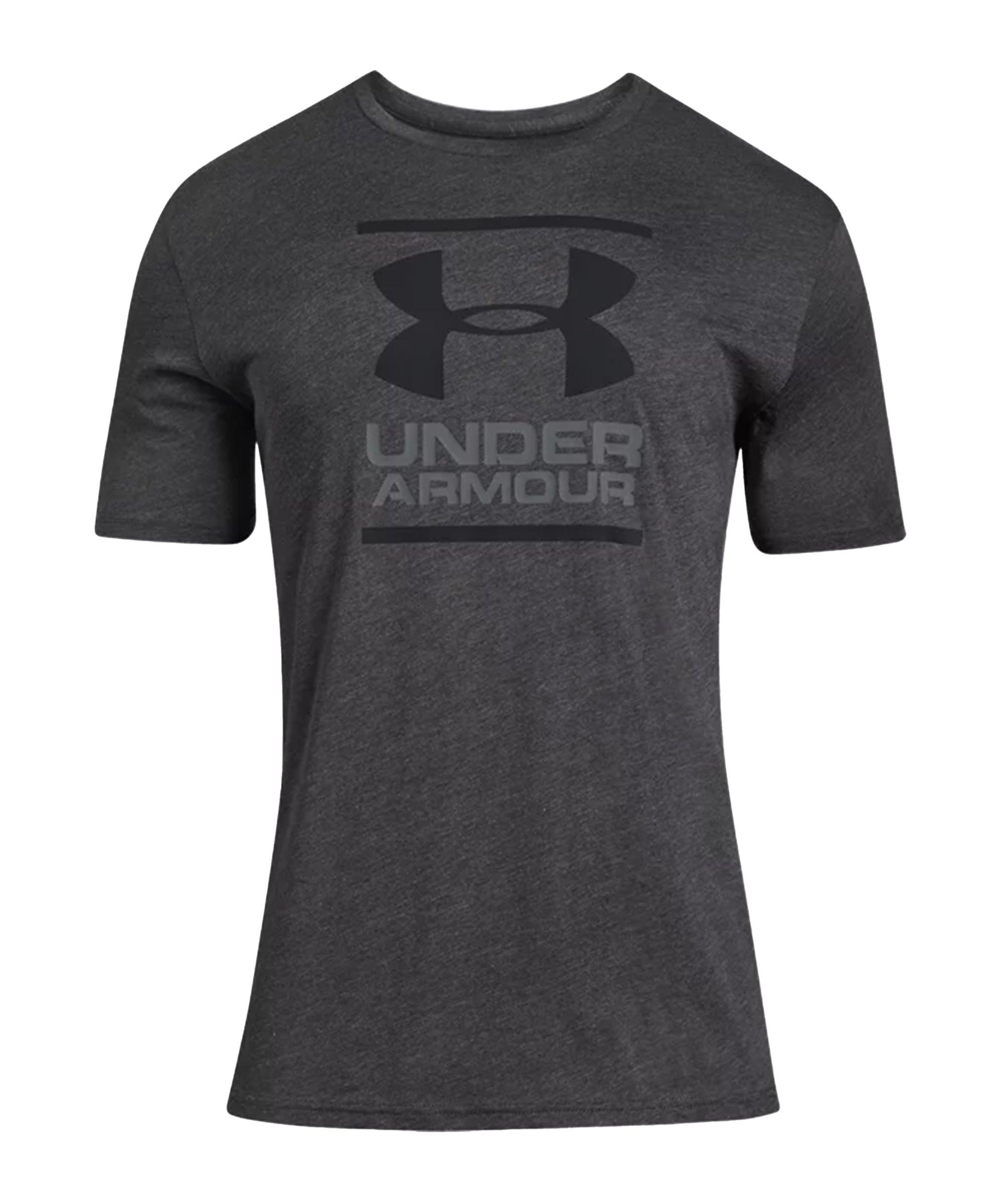 Under Armour GL Foundation T-Shirt Grau F019 - grau
