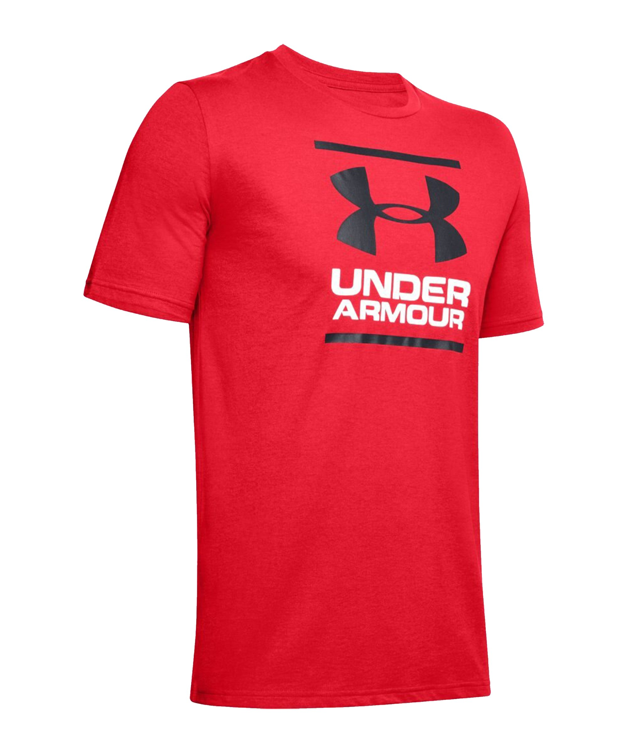 Under Armour GL Foundation T-Shirt Rot F602 - rot