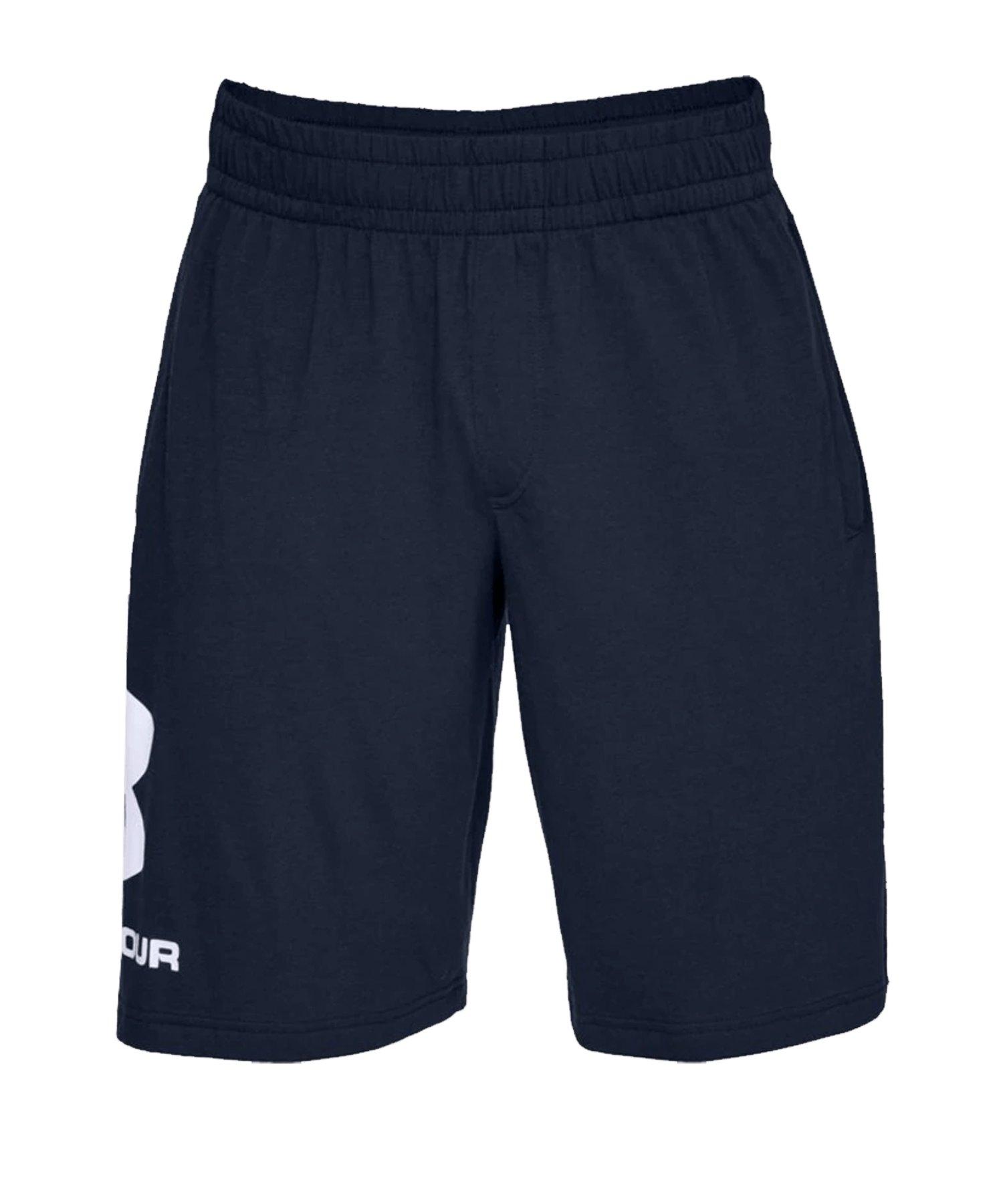 Under Armour Sportstyle Logo Short Hose kurz F408 - blau