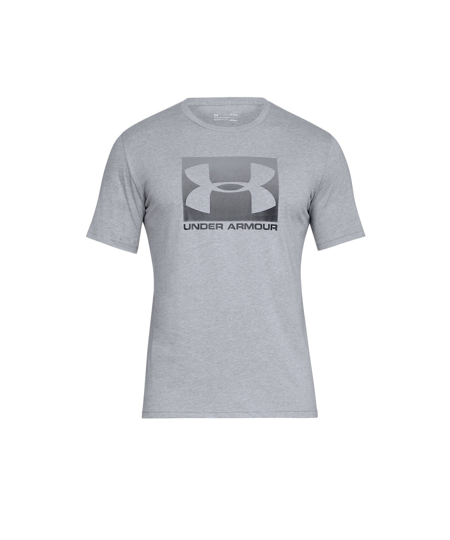 Under Armour Boxed Sportstyle T-Shirt F035 - Grau
