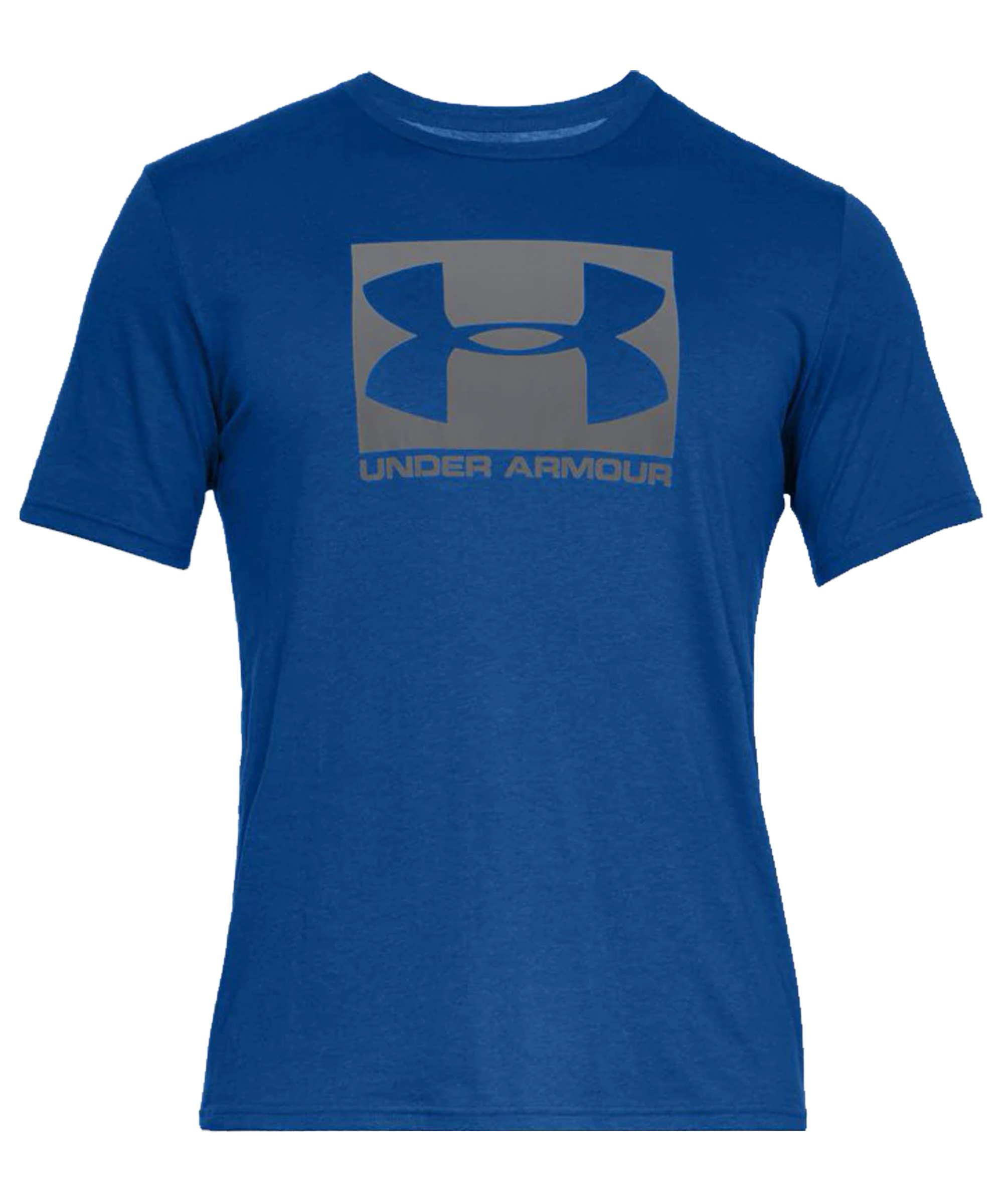 Under Armour Boxed Sportstyle T-Shirt F400 - blau