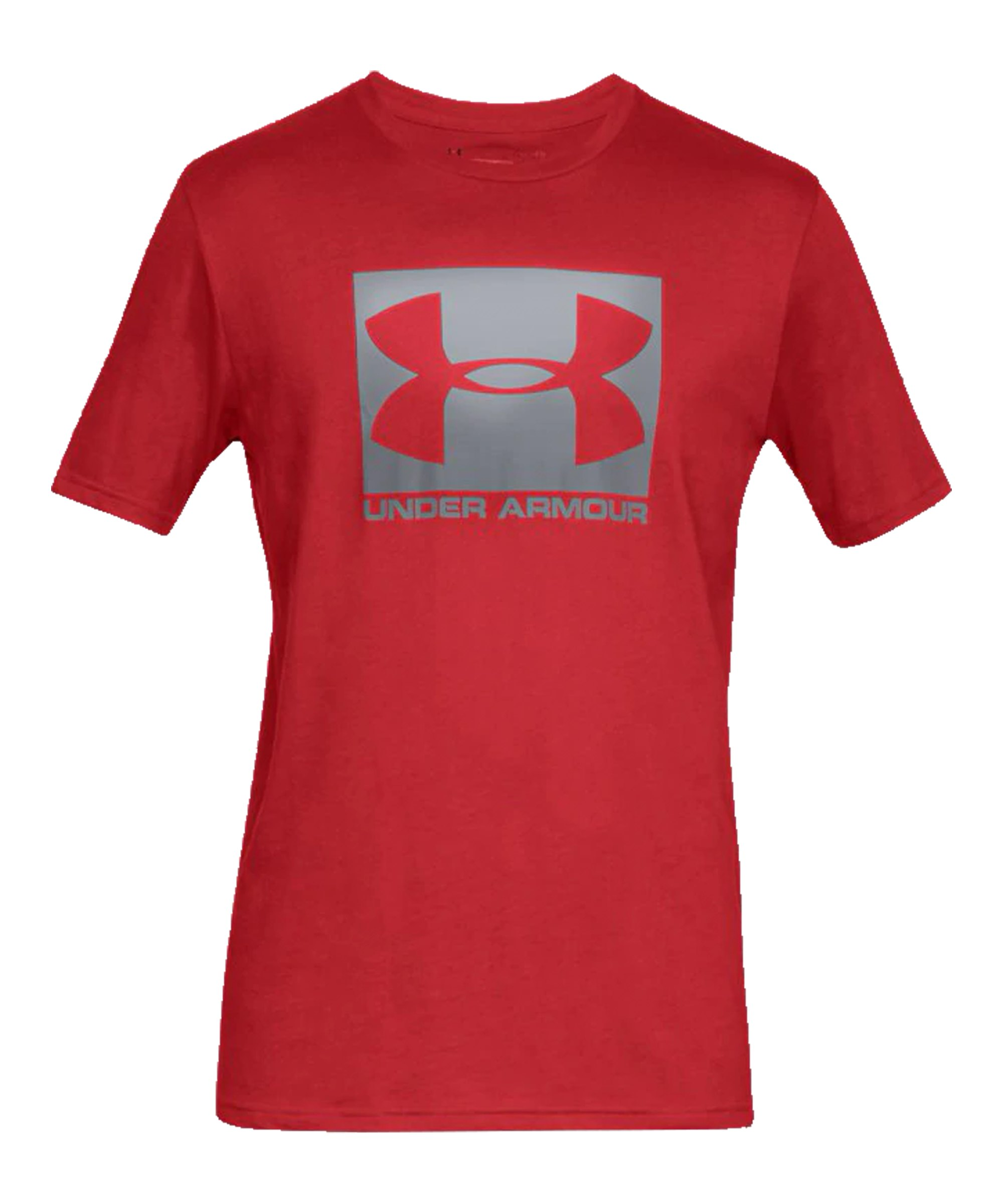 Under Armour Boxed Sportstyle T-Shirt Rot F600 - rot