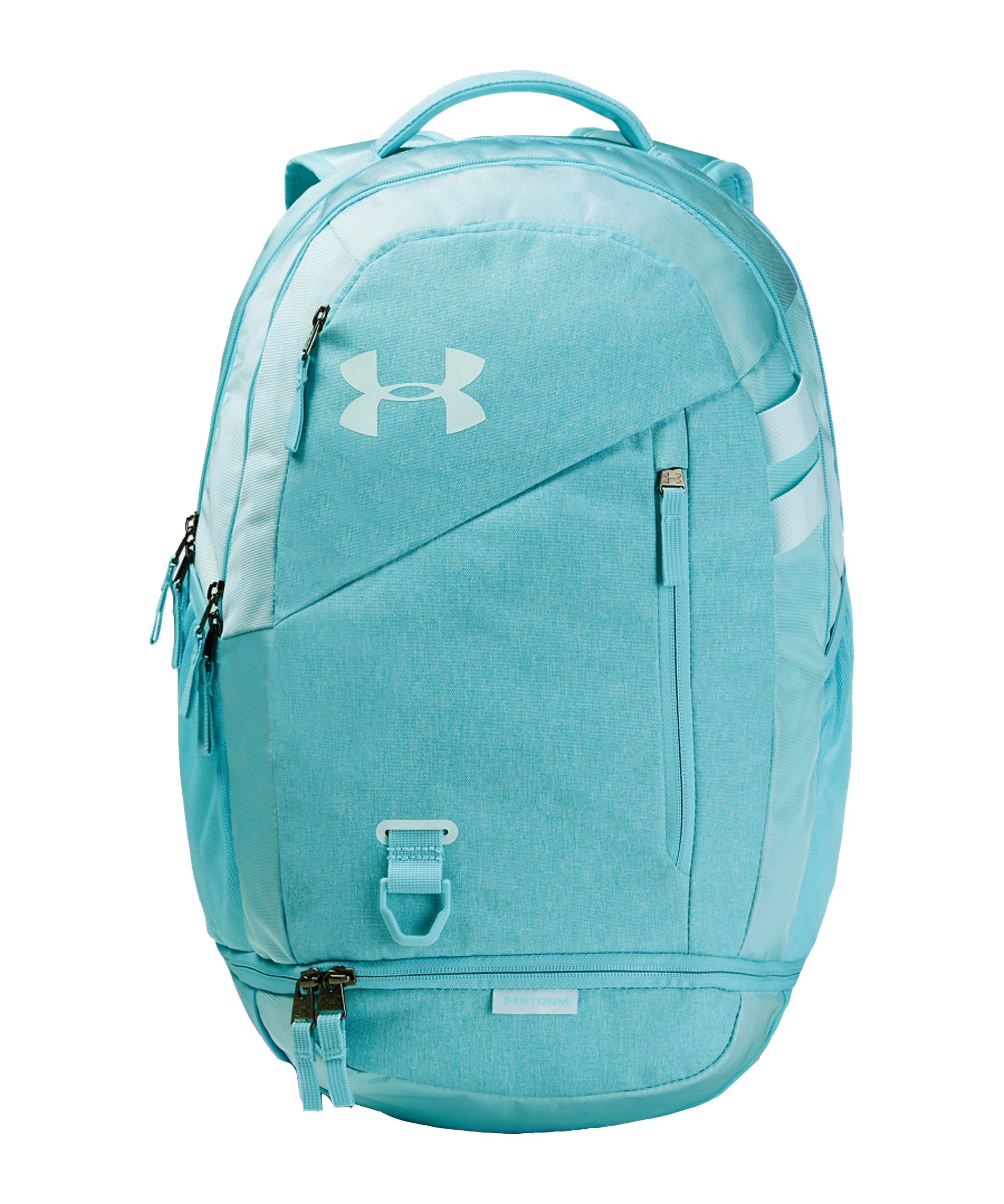 Under Armour Hustle 4.0 Rucksack Blau F425 - blau