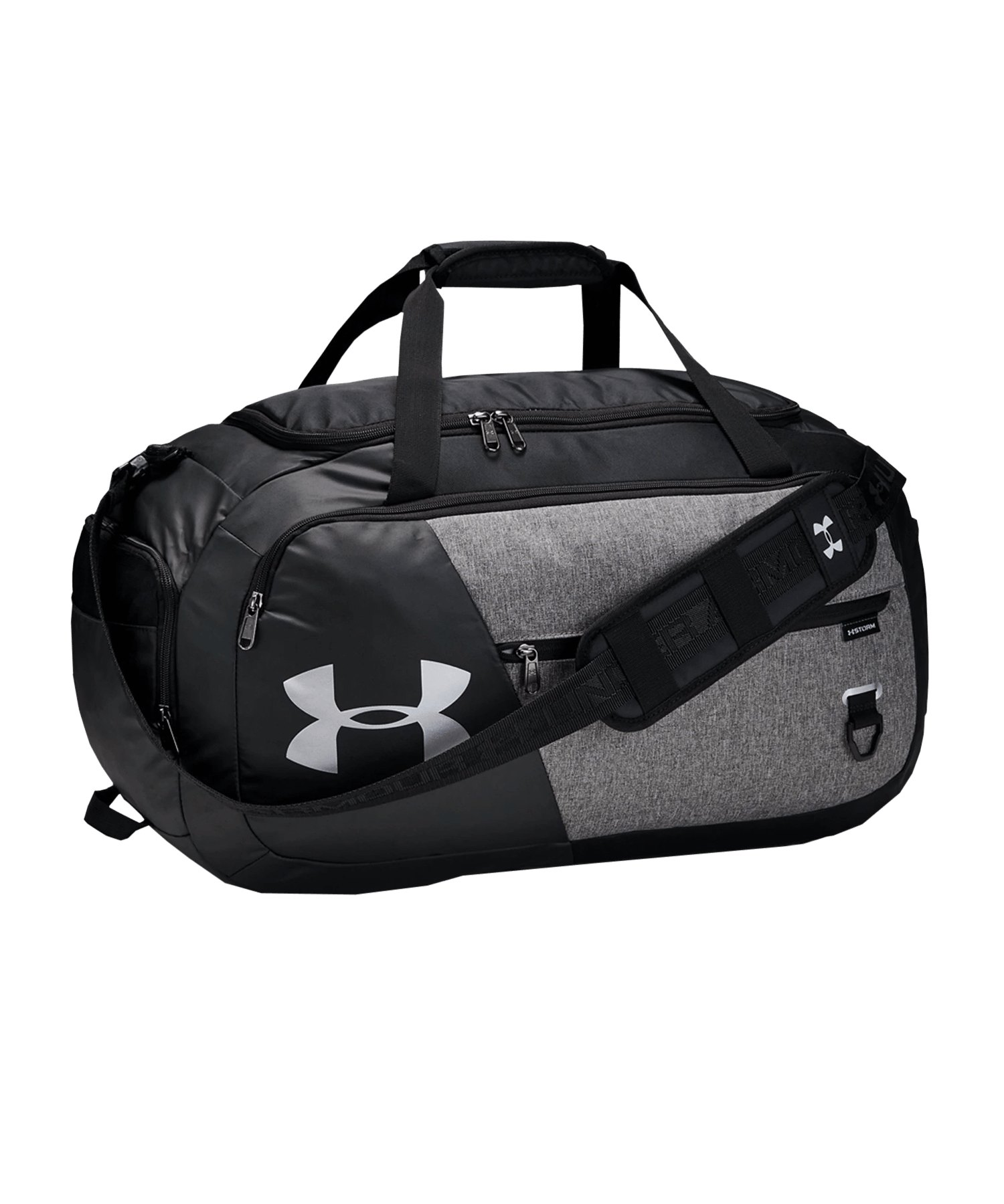 Under Armour Duffle 4.0 Sporttasche M F040 - grau