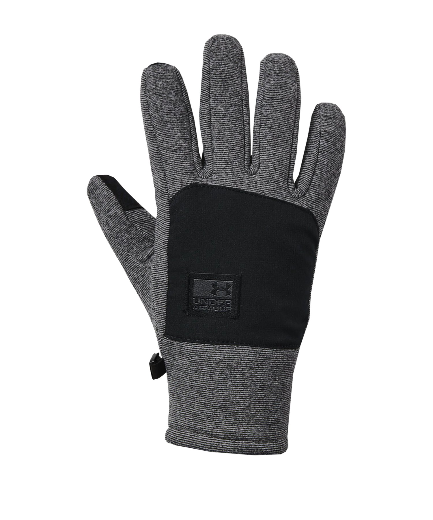 Under Armour CGI Fleece Handschuhe Schwarz F001 - schwarz