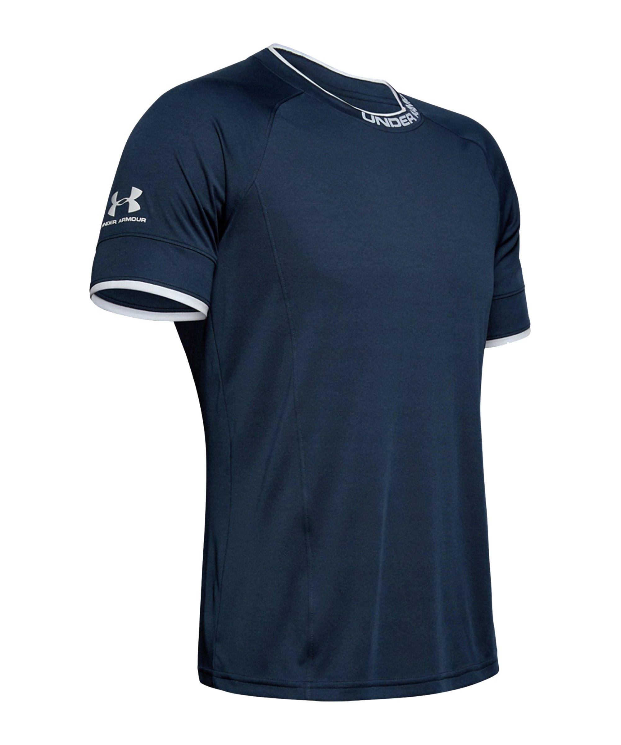 Under Armour Challenger III T-Shirt Blau F408 - blau