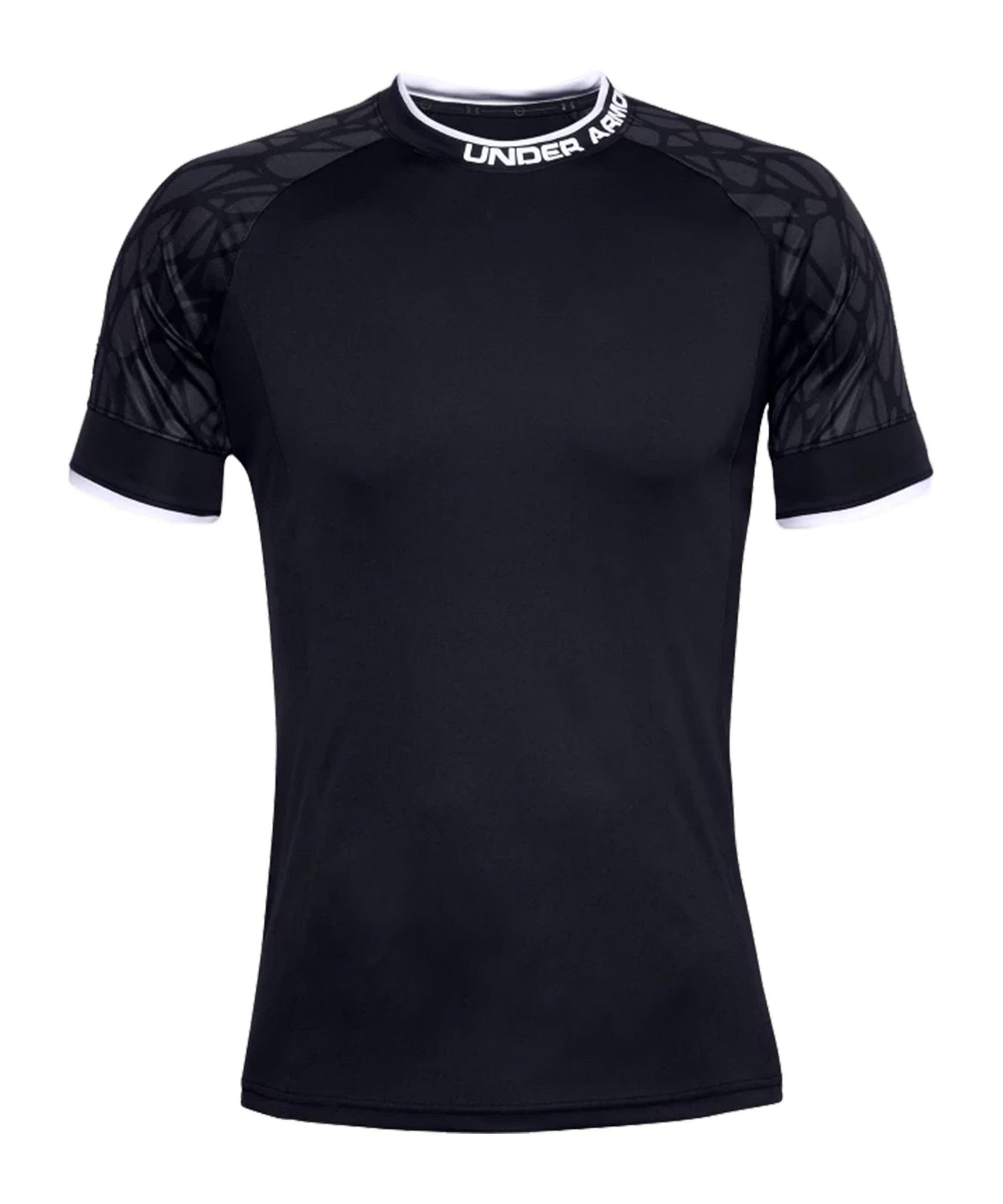 Under Armour Novelty Challenger III T-Shirt F001 - schwarz