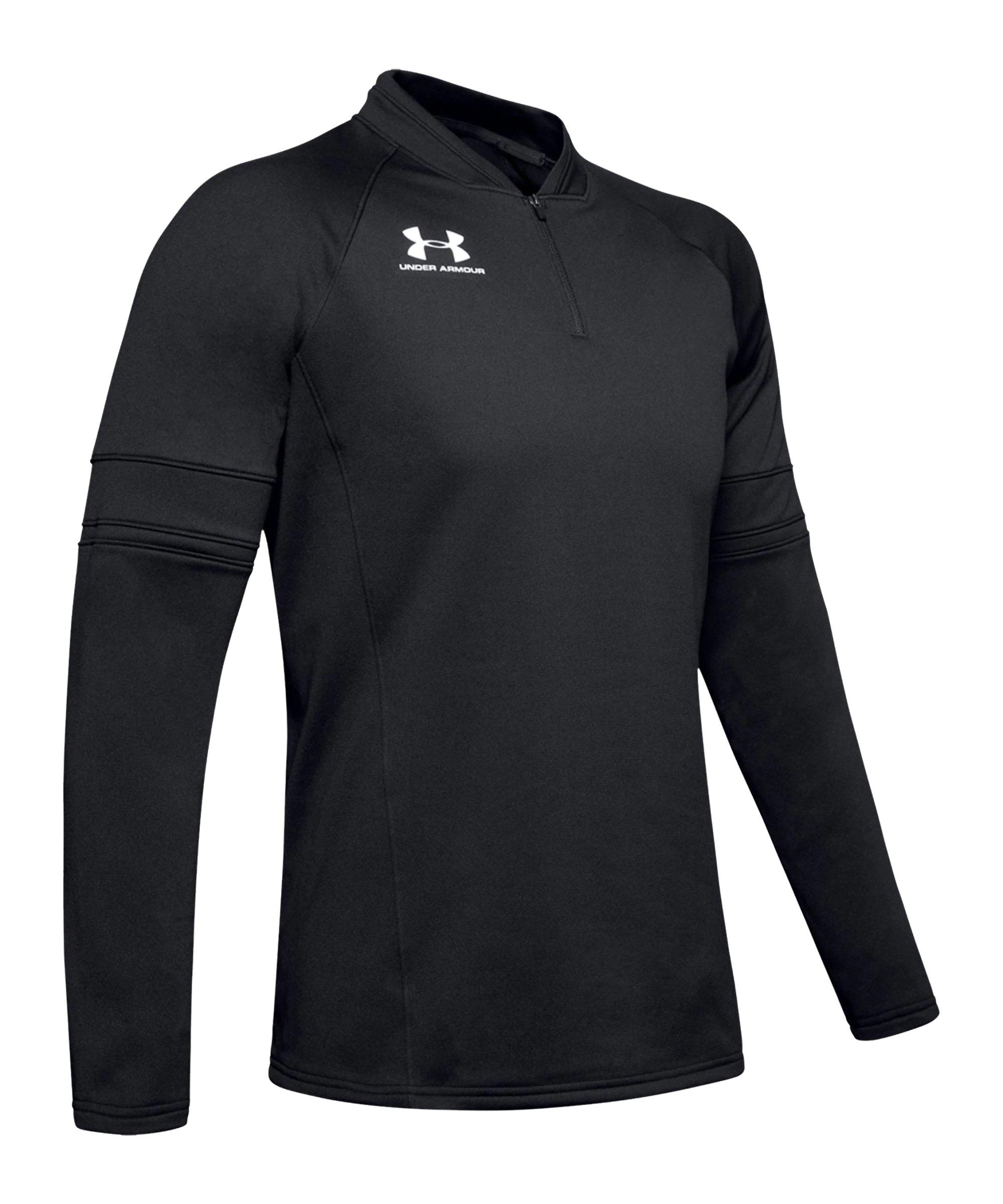 Under Armour Challenger III Sweatshirt F001 - schwarz