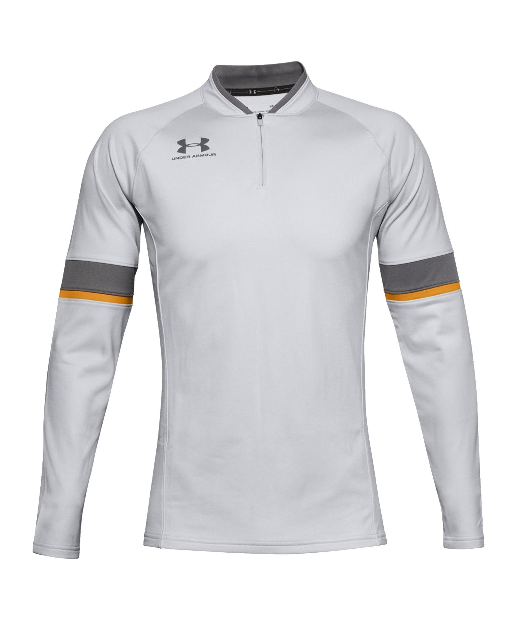 Under Armour Challenger III Sweatshirt F015 - grau
