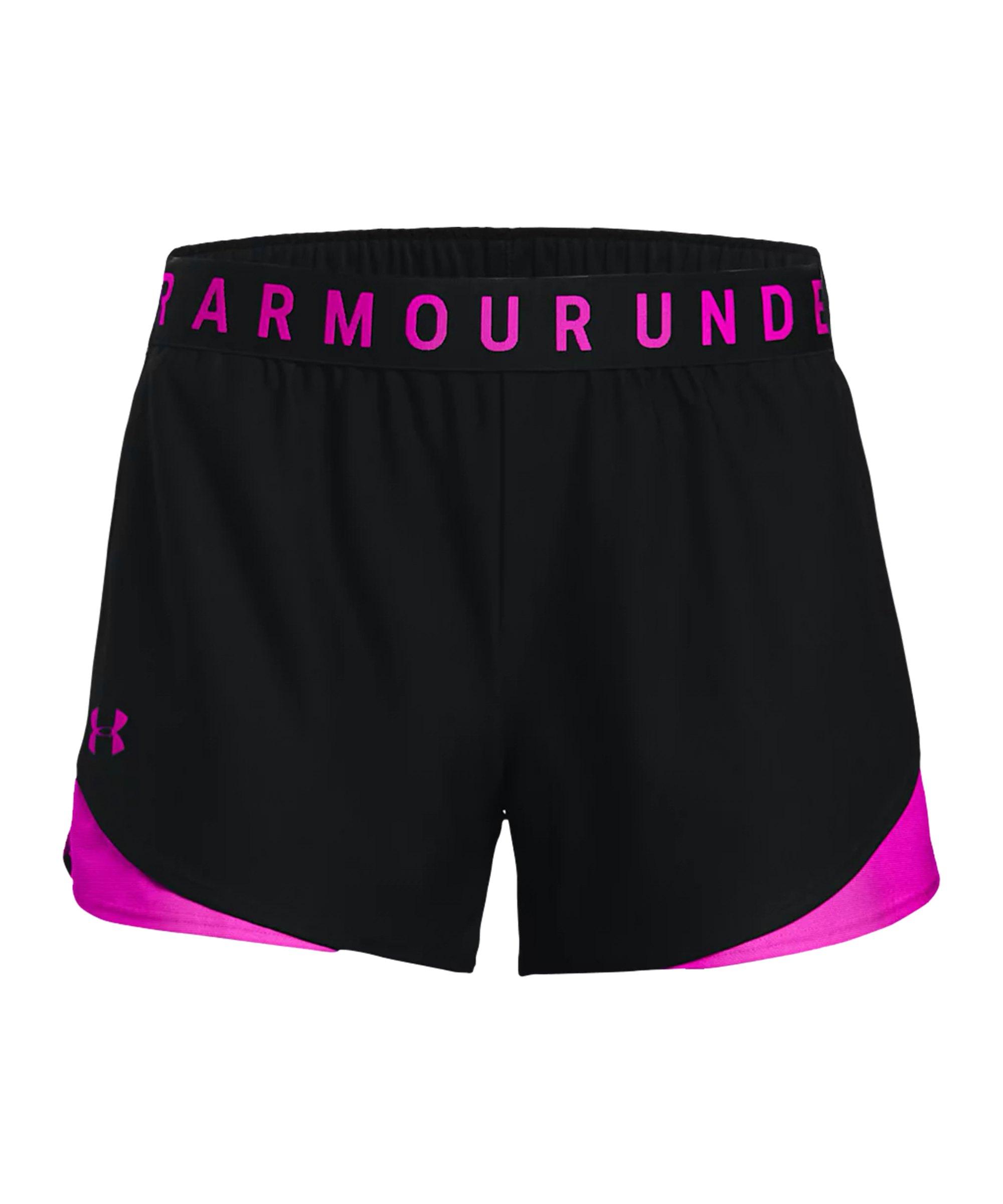 Under Armour NOS Play Up Short 3.0 Damen F031 - schwarz