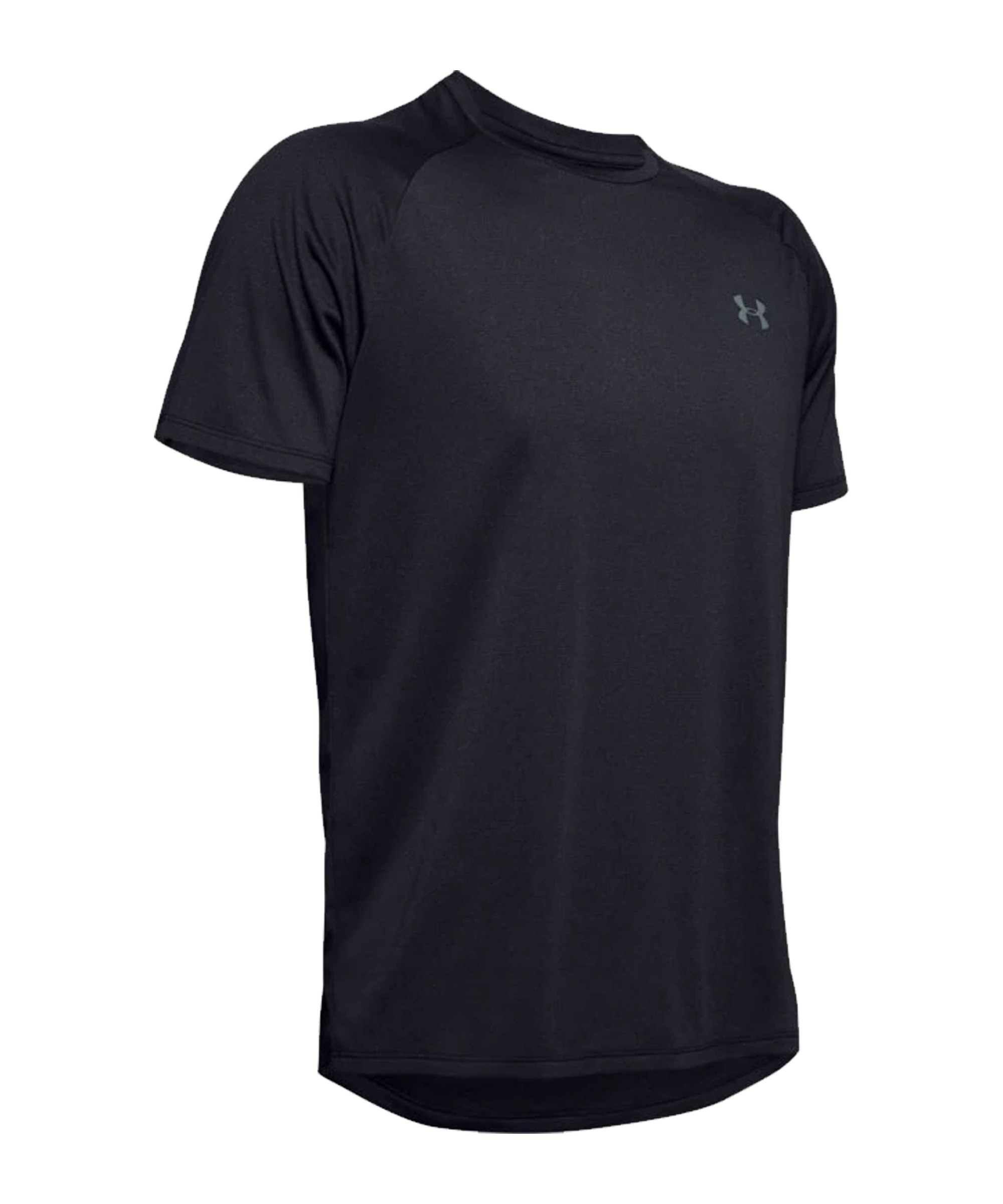 Under Armour Tech 2.0 Tee T-Shirt Schwarz F001 - schwarz