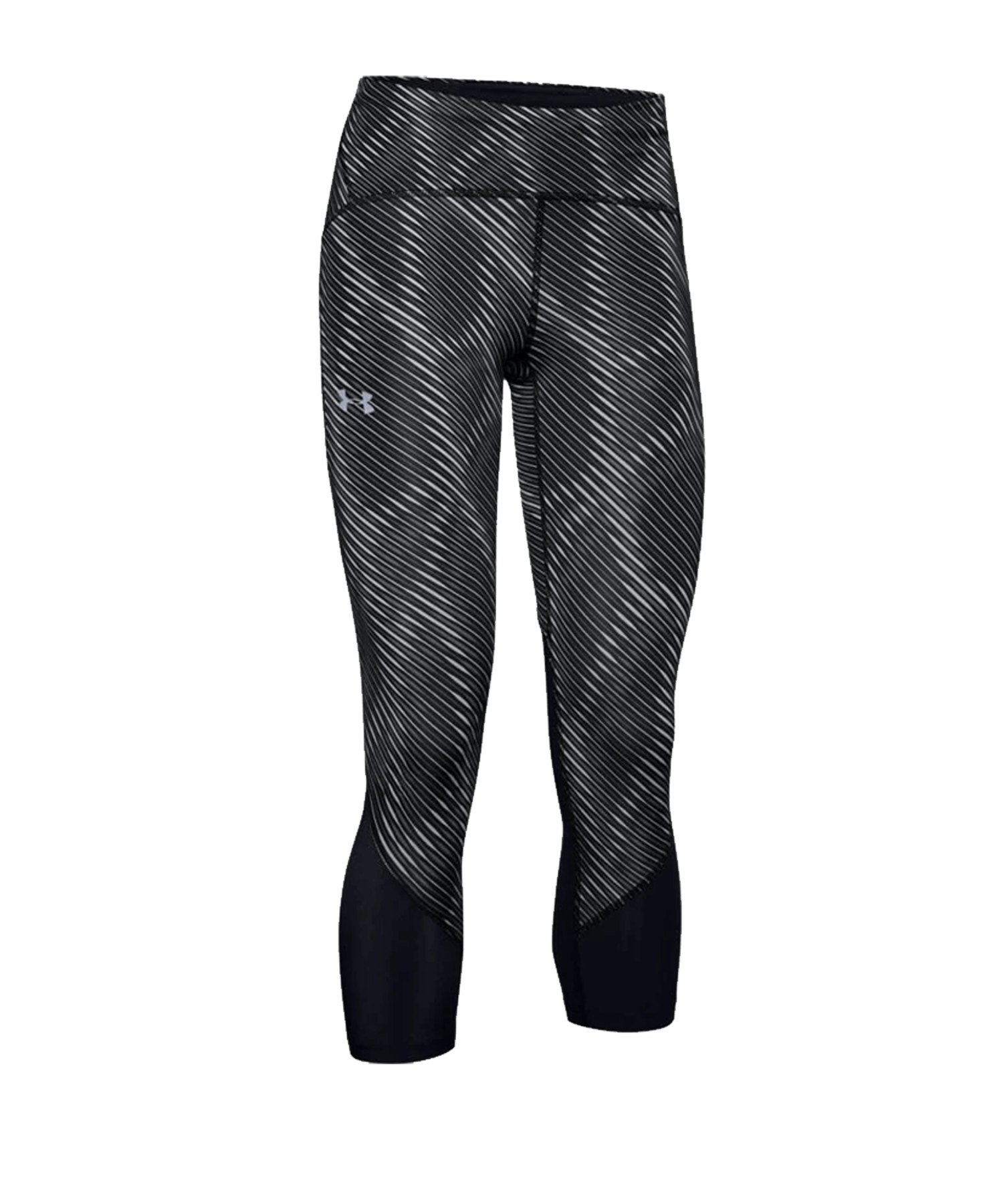 Under Armour Fly Fast Print Tight Damen F001 - schwarz