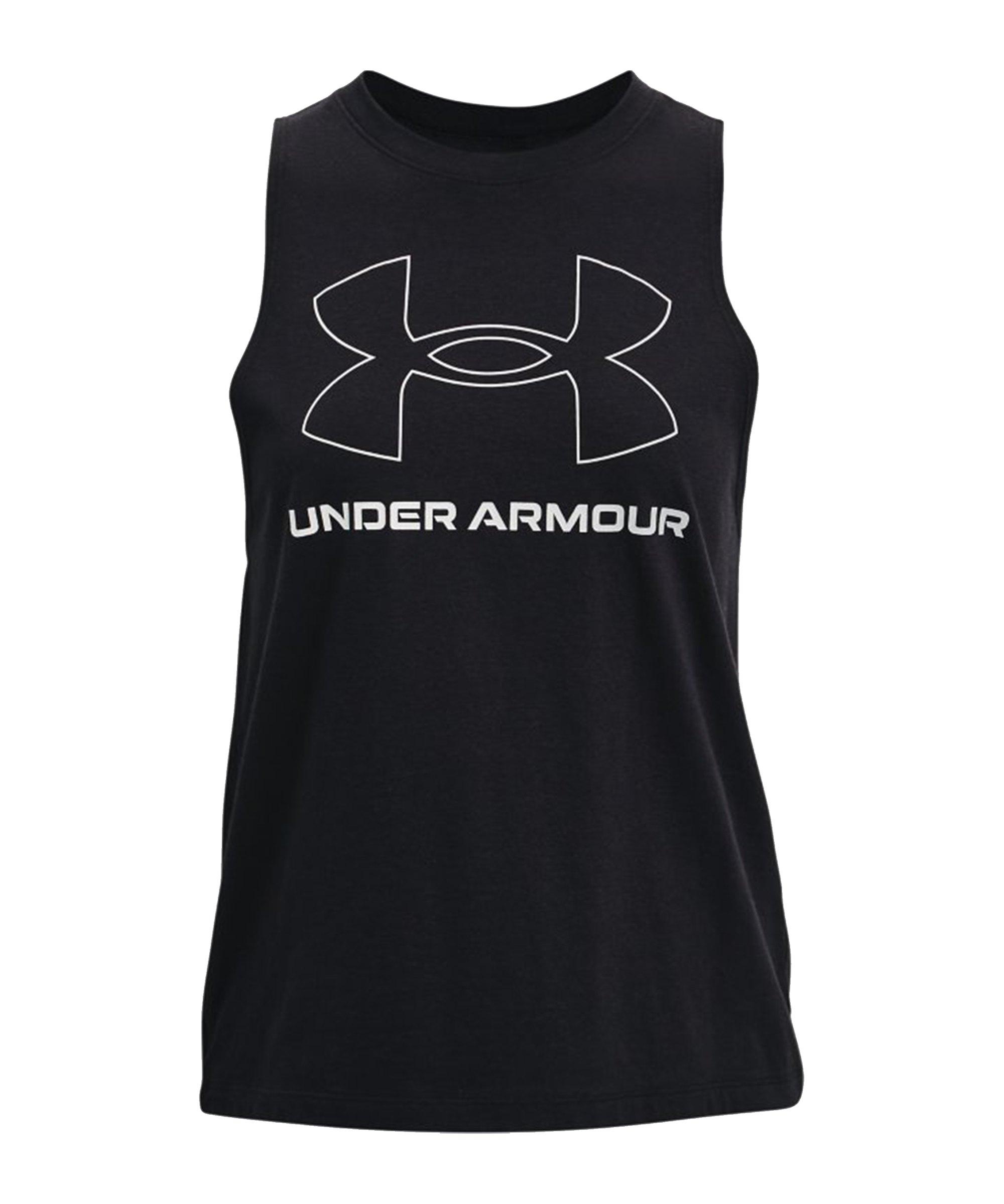 Under Armour Tanktop Training Damen F002 - schwarz