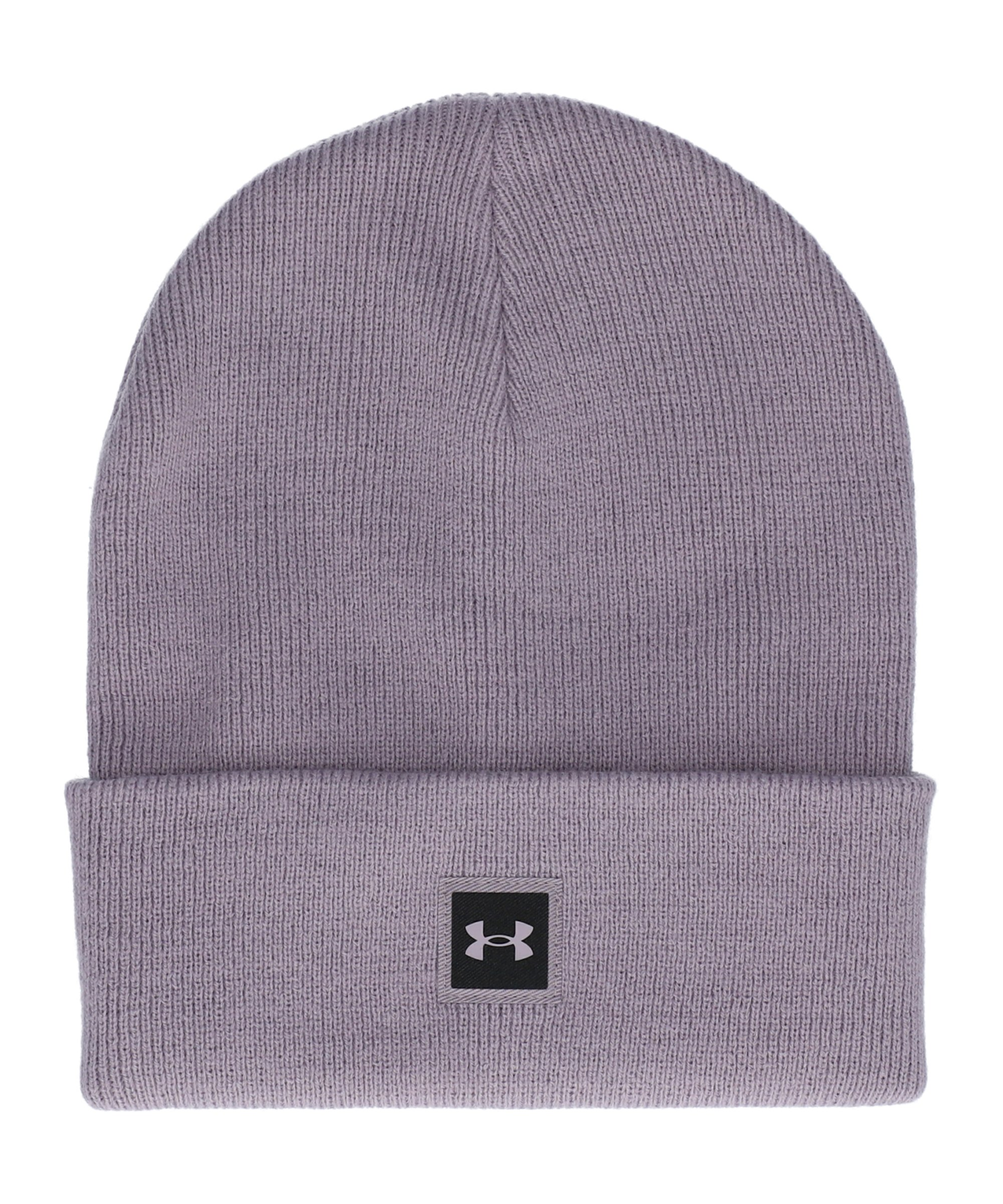 Under Armour Halftime Knit Beanie Running F585 - lila