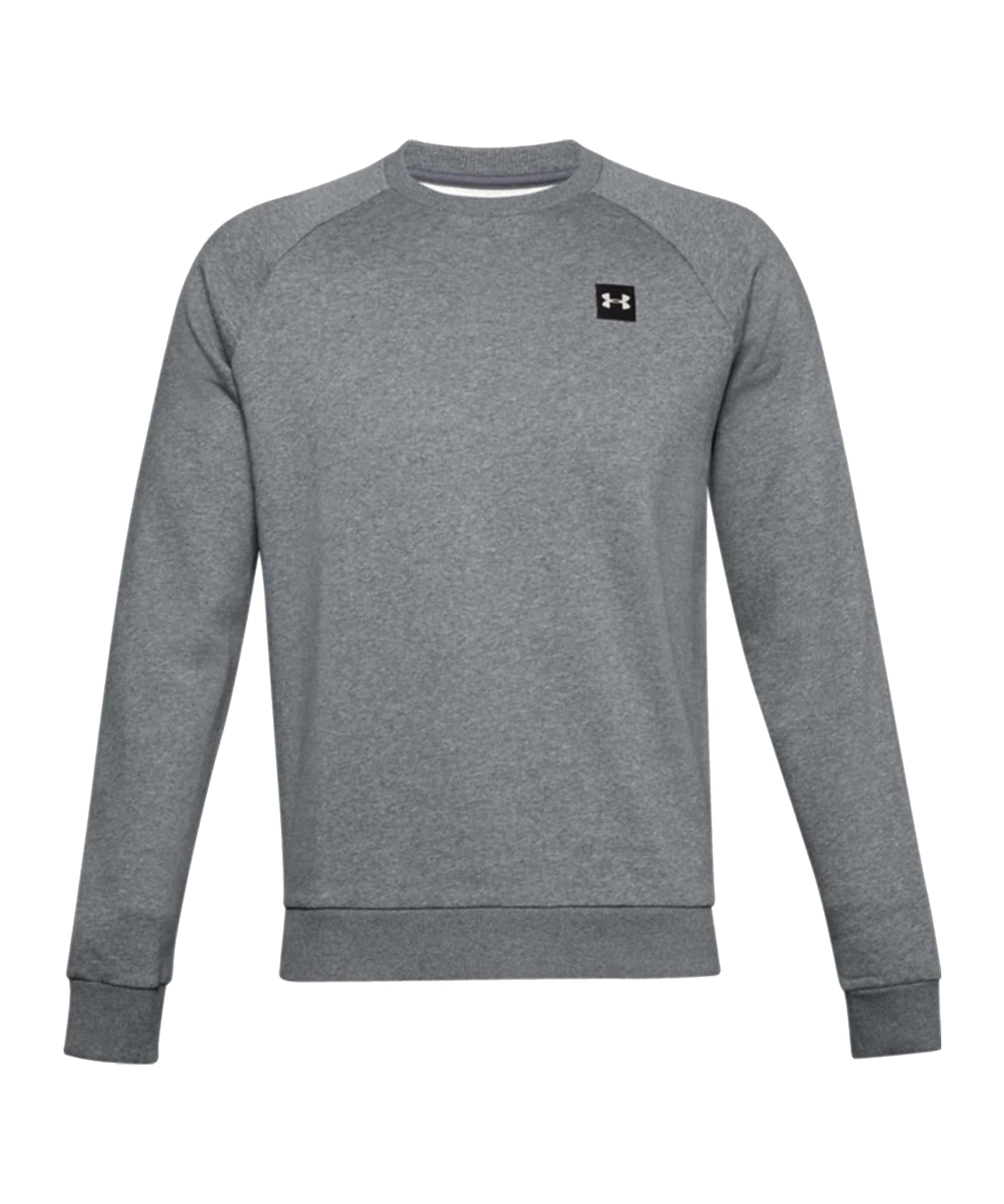 Under Armour Rival Fleece Crew Sweatshirt F012 - grau