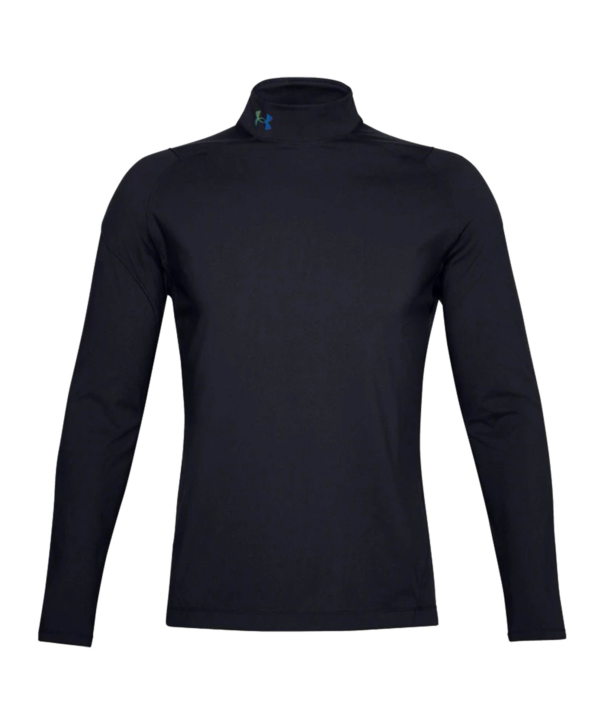 Under Armour CG Rush2.0 Mock Sweatshirt F001 - schwarz