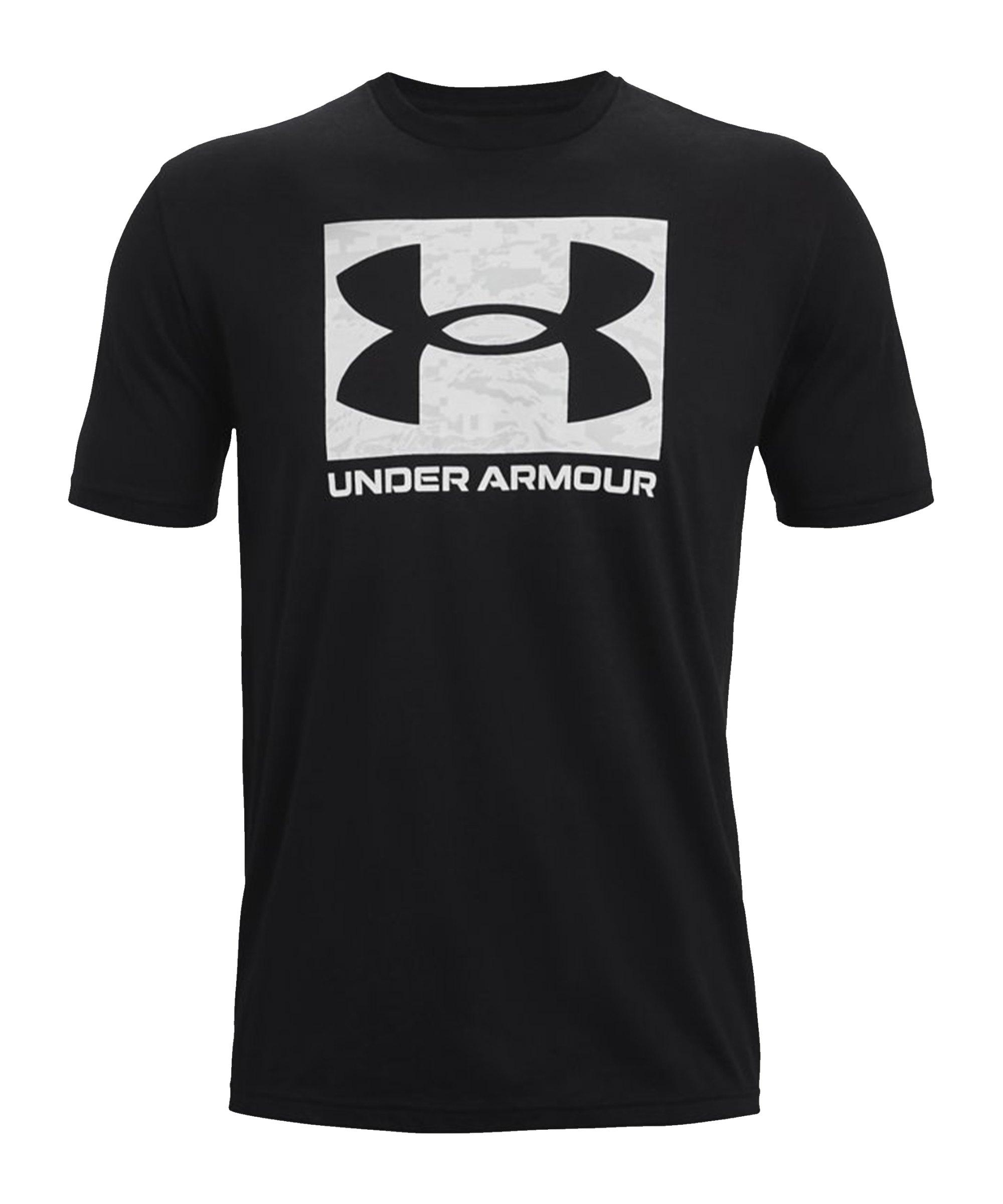 Under Armour ABC Camo Boxed T-Shirt Training F001 - schwarz