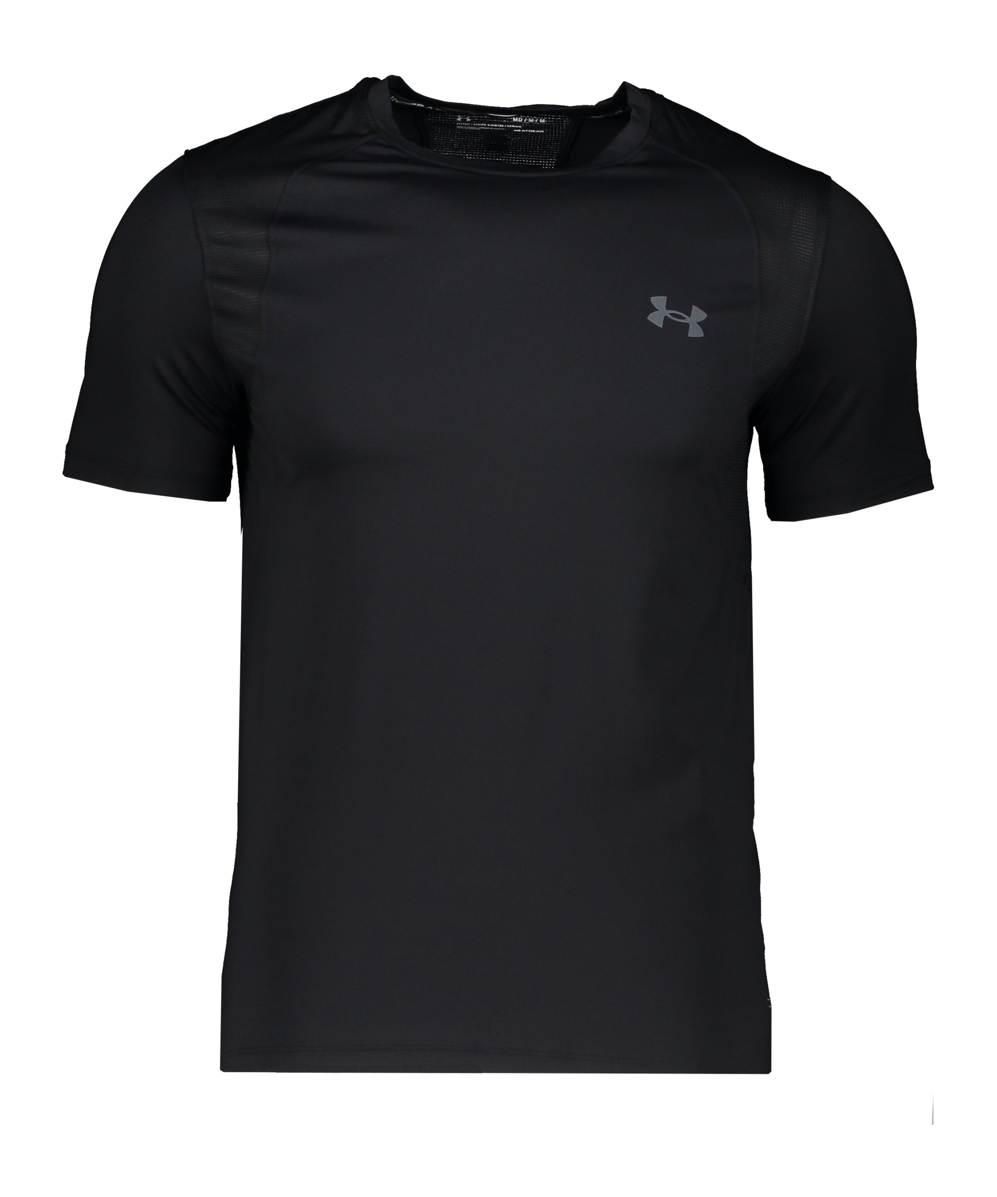 Under Armour IsoChill 200 T-Shirt Running F001 - schwarz