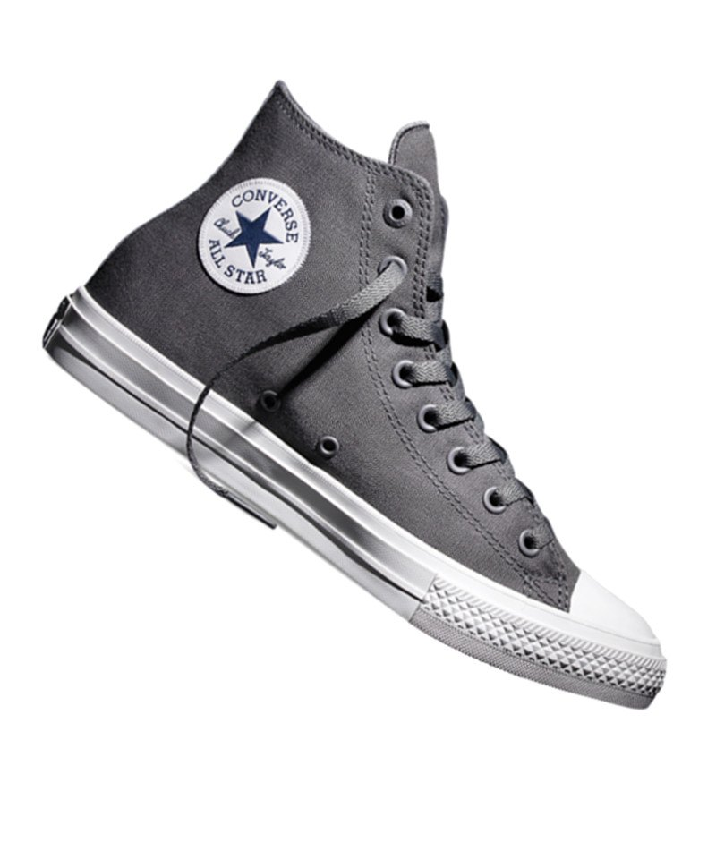 Converse Chuck Taylor All Star II High Grau - grau
