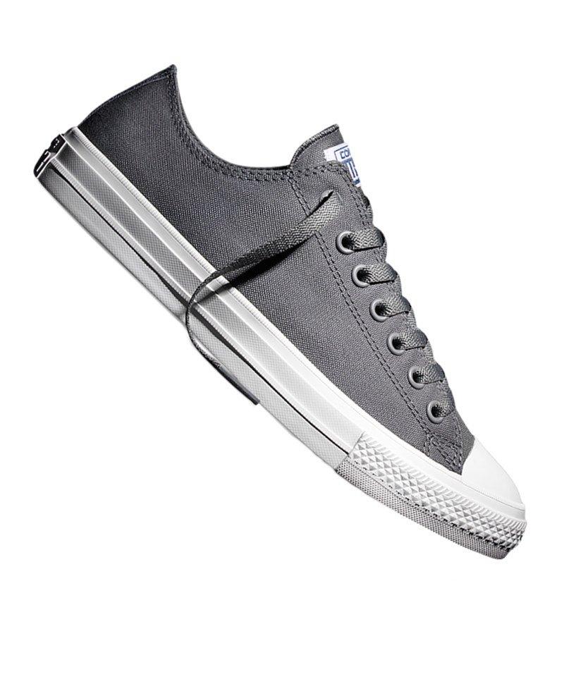 Converse Sneaker Chuck Taylor All Star II Grau - grau