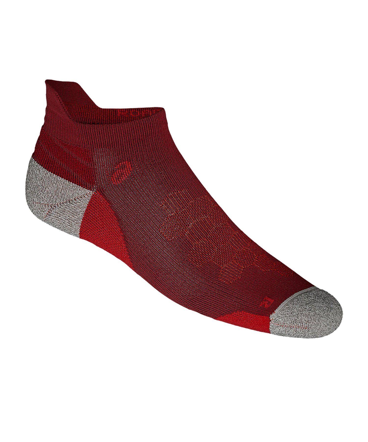 Asics Road Neutral Ankle Single Tab Socken F633 - rot