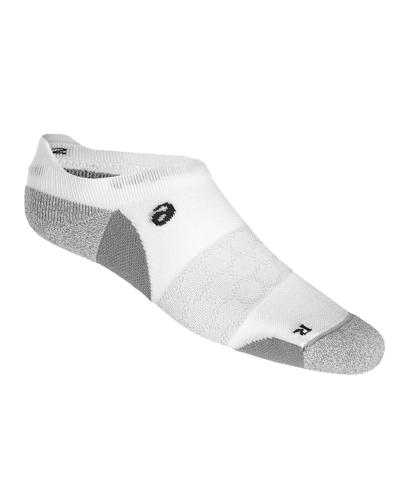 Asics Road Neutral PED Single Tab Socken Run F0001 - weiss