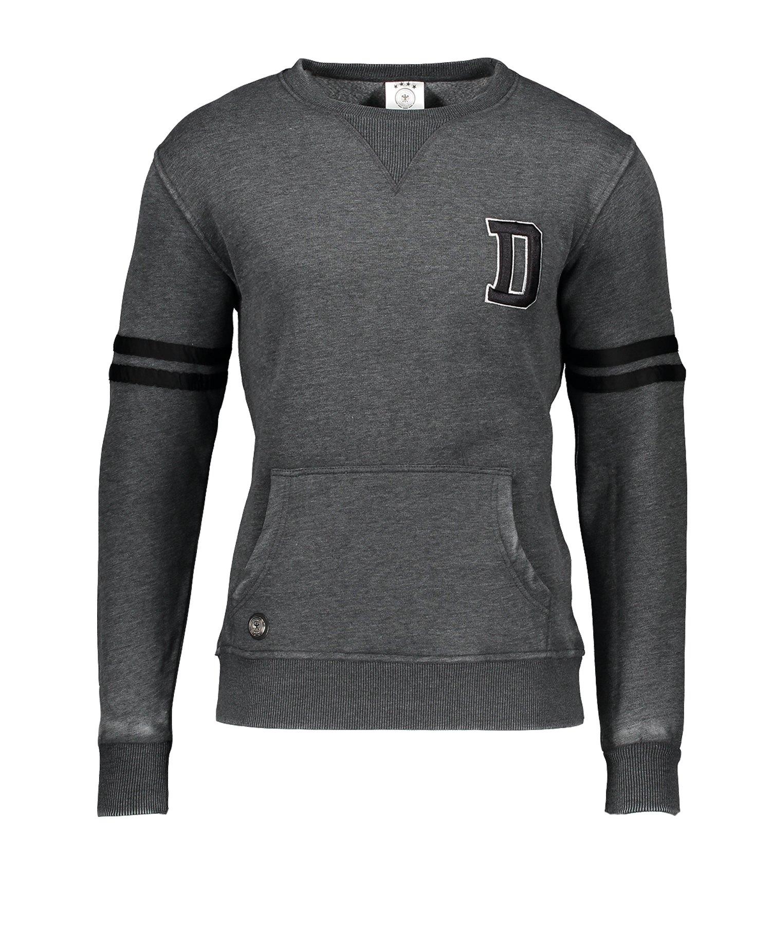 DFB Deutschland Urban Sweatshirt Grau - Grau