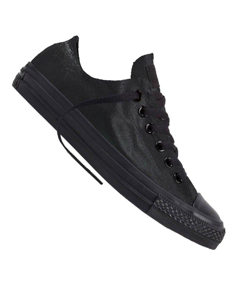Converse Chuck Taylor AS Low Sneaker Damen Schwarz - schwarz