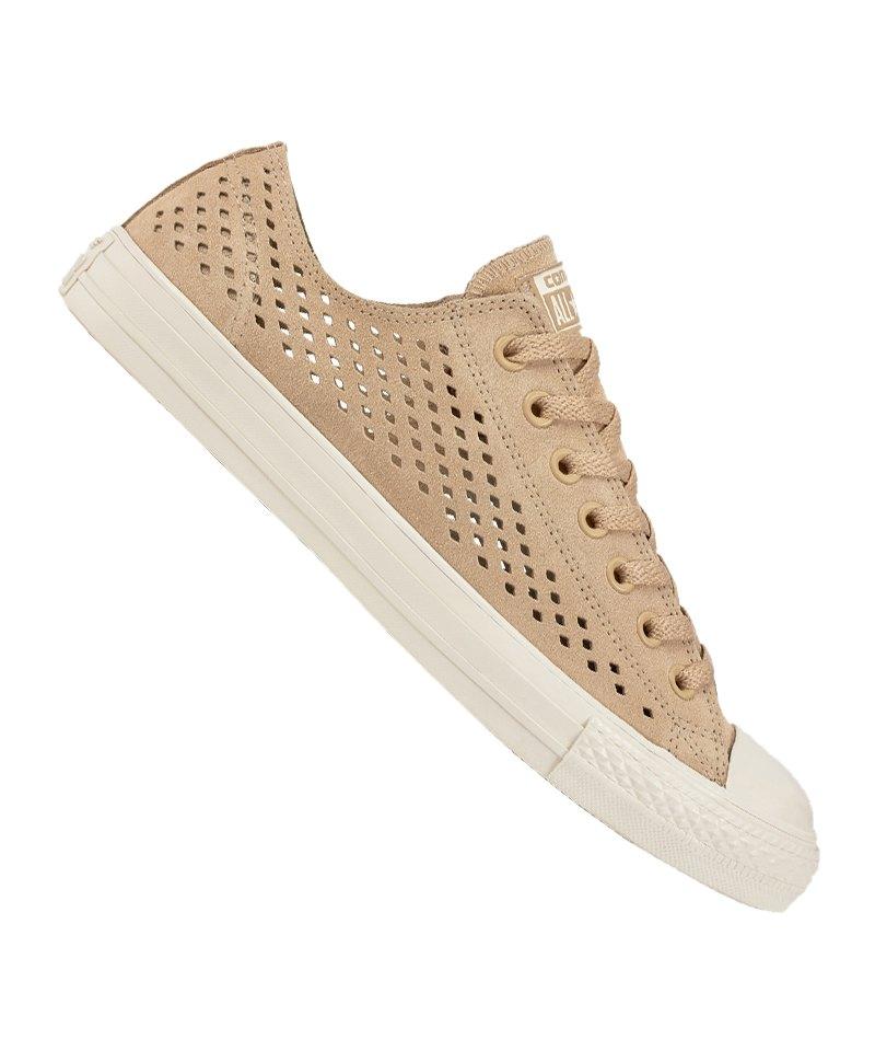 Converse Chuck Taylor All Star OX Sneaker Braun - braun