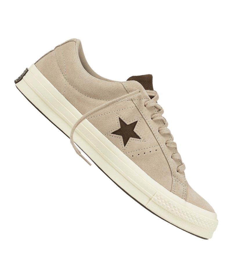 Converse One Star OX Sneaker Beige F251 - beige