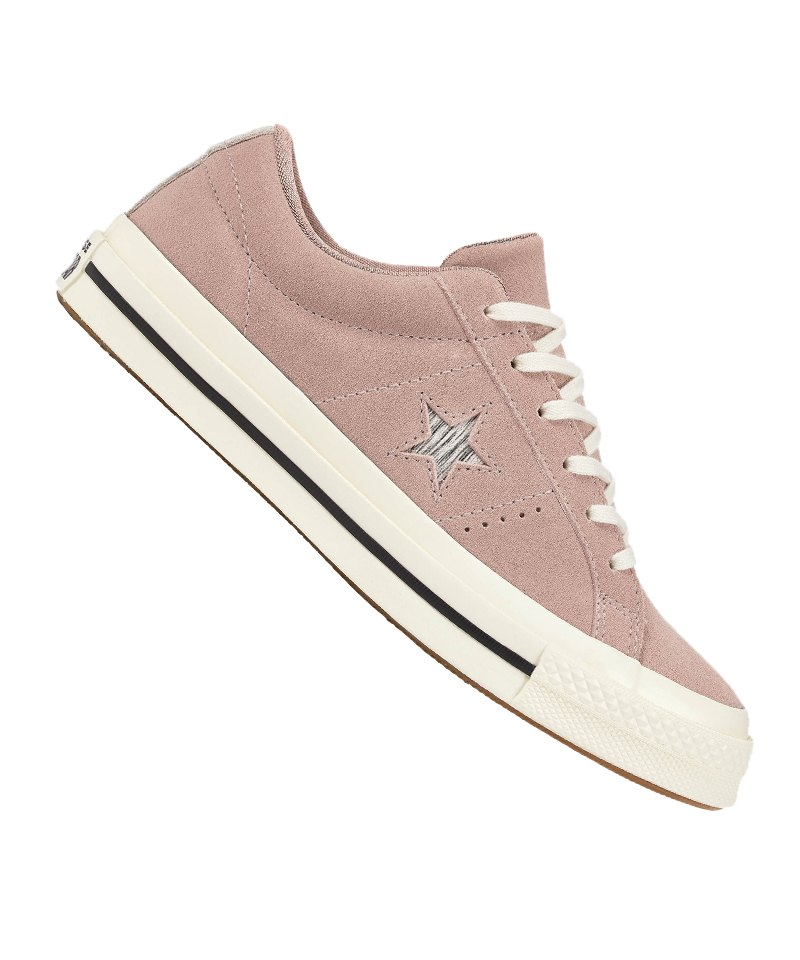 Converse One Star OX Sneaker Damen Beige F055 - beige