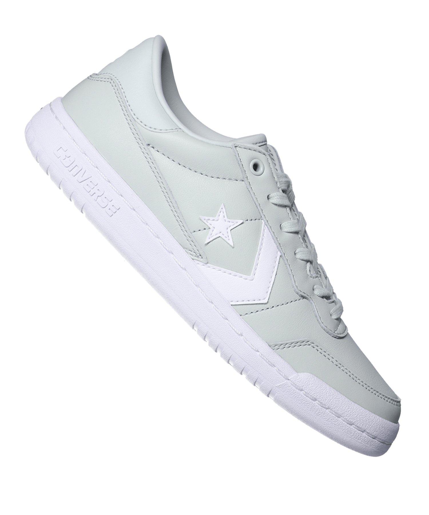 Converse Fastbreak OX Sneaker Silber - Silber