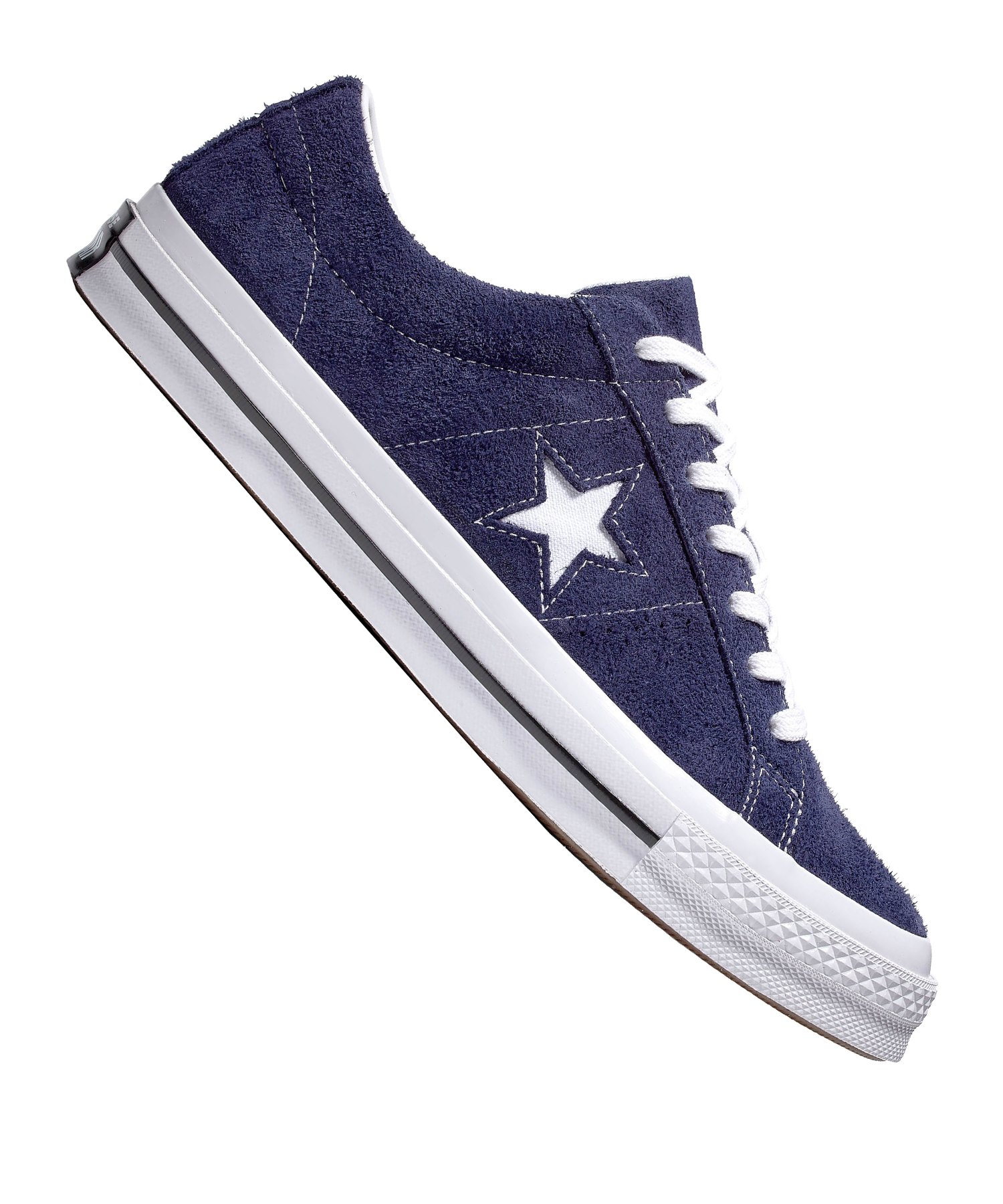 Converse One Star OX Sneaker Lila F433 - lila