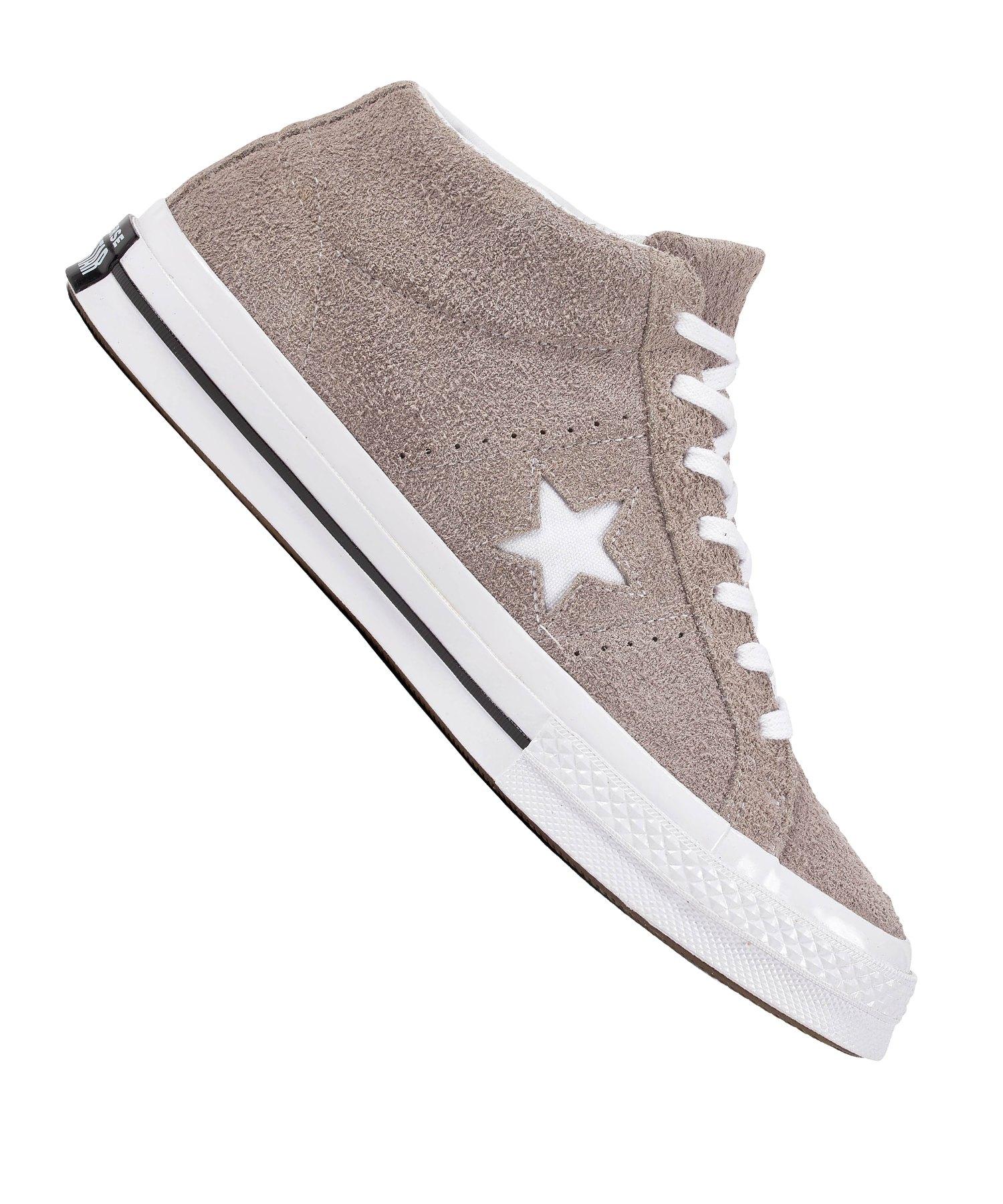 Converse One Star Mid Sneaker Beige F045 - beige