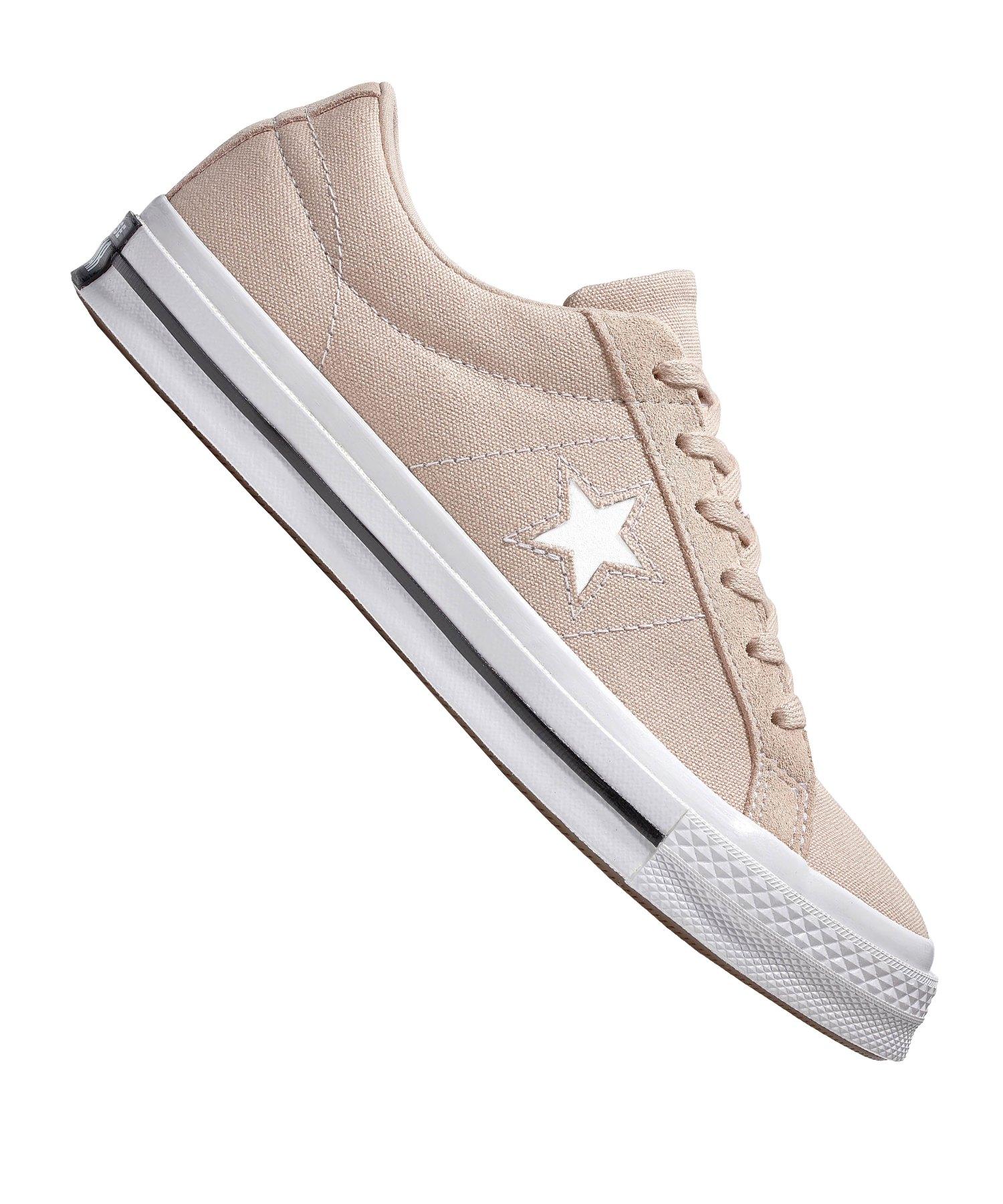 Converse One Star OX Sneaker Beige F264 - beige