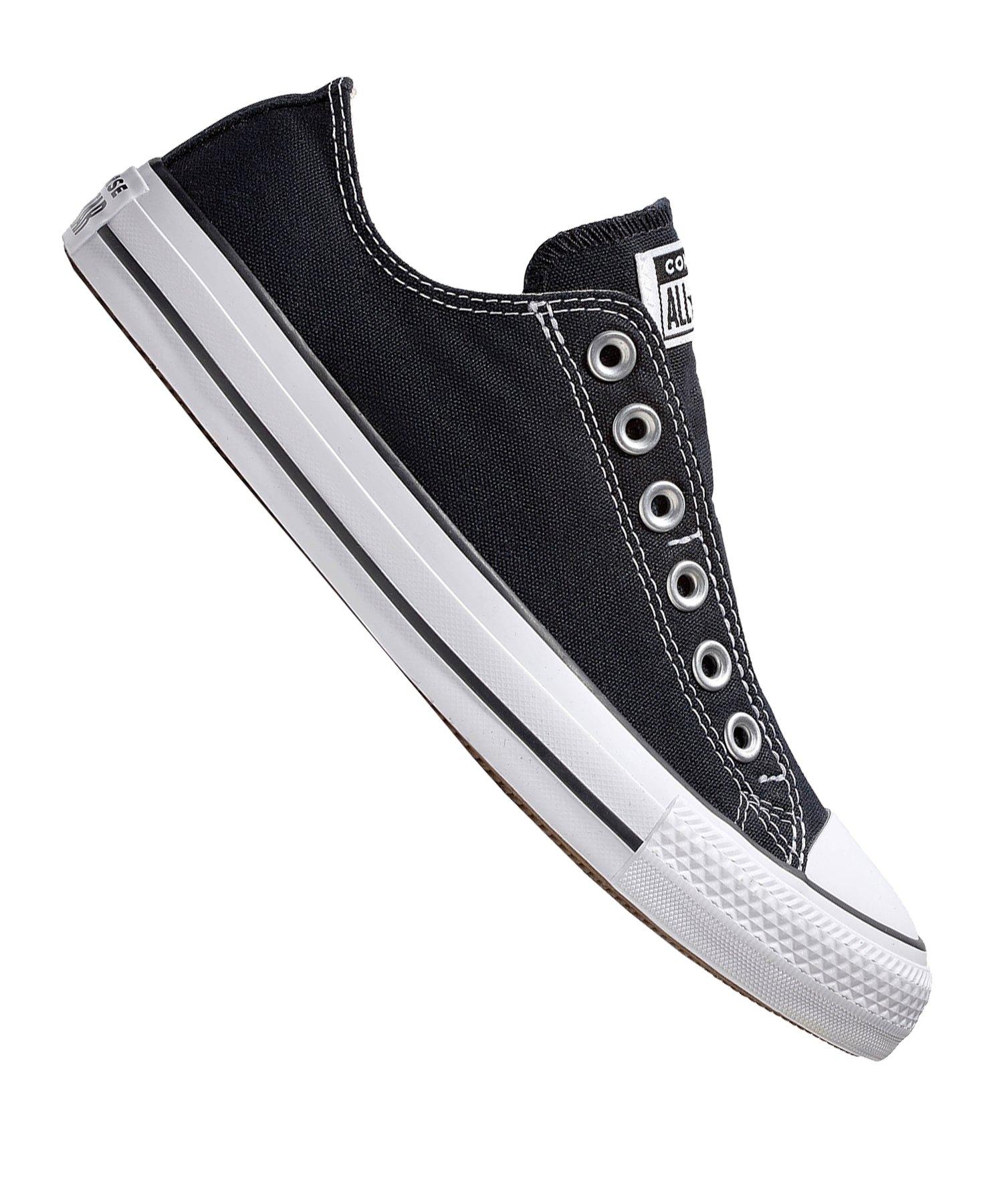 Converse Chuck Taylor All Star Slip Sneaker F001 - schwarz
