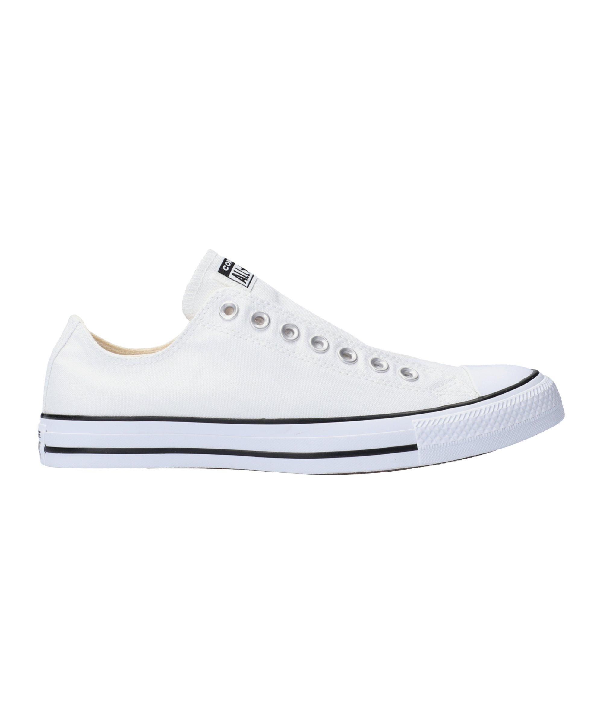 Converse Chuck Taylor All Star Slip Sneaker F102 - weiss