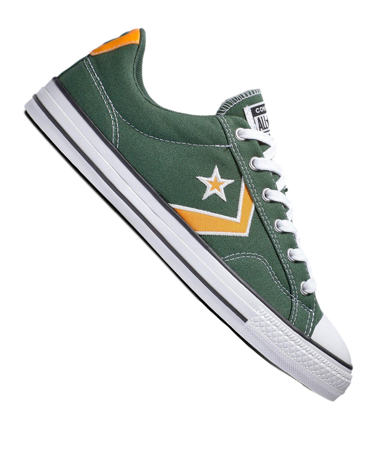 Converse Star Player OX Sneaker F346 - gruen