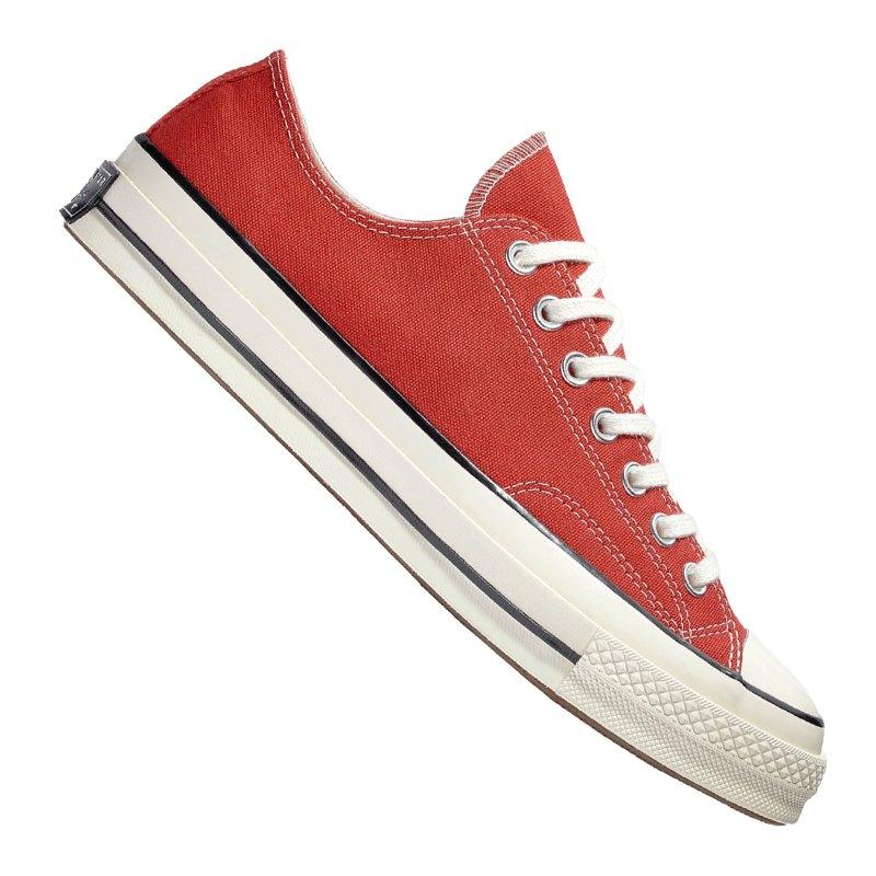 Converse Chuck 70 OX Sneaker Rot F603 - rot