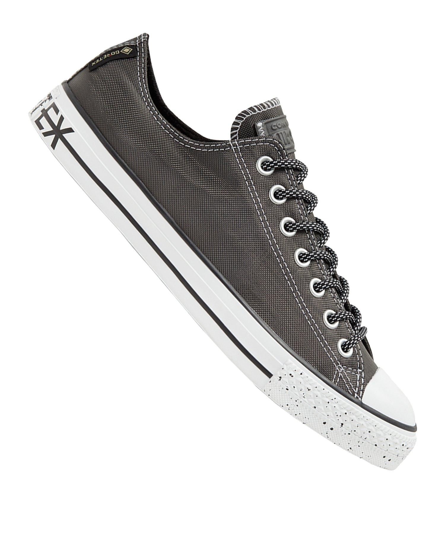 Converse Chuck Taylor All Star OX Sneaker Grau - grau