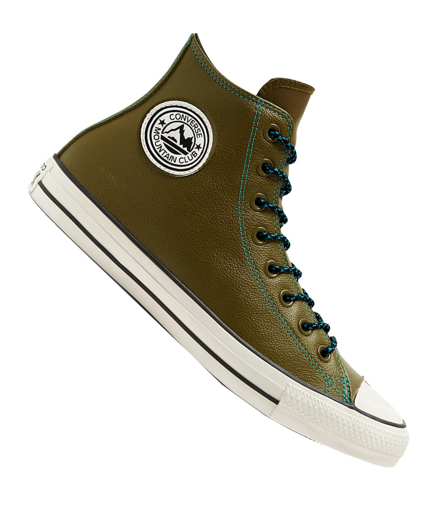 Converse Chuck Taylor AS High Sneaker Grün - grün