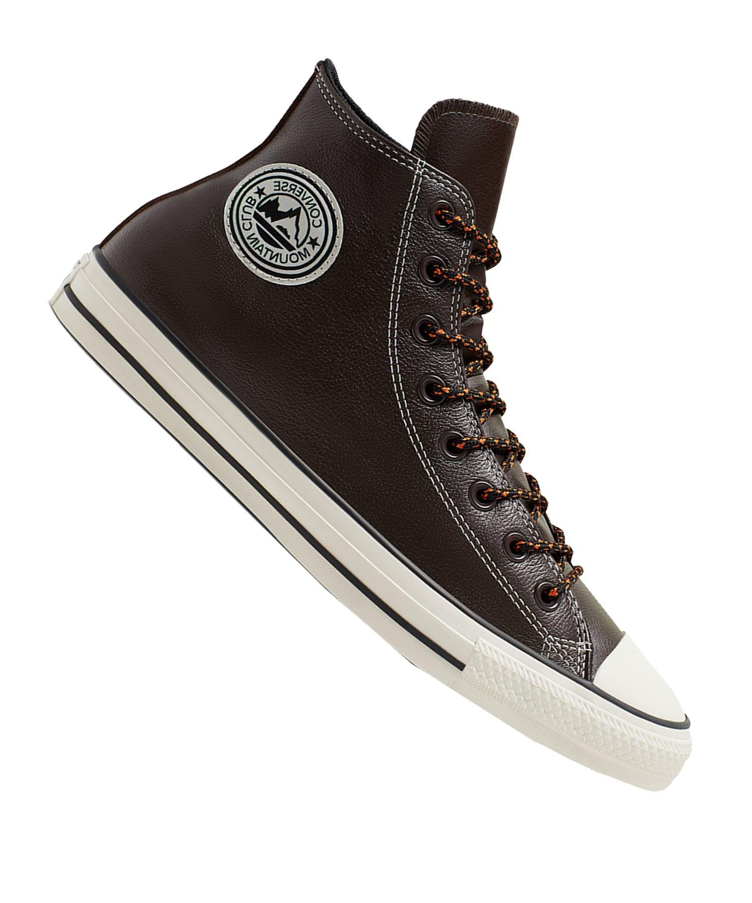 Converse Chuck Taylor AS High Sneaker Braun - braun
